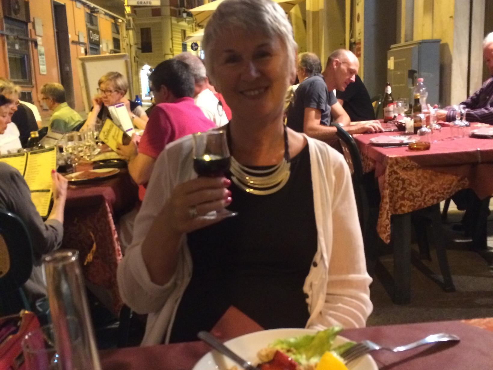 Valerie from Bradford-on-Avon, United Kingdom