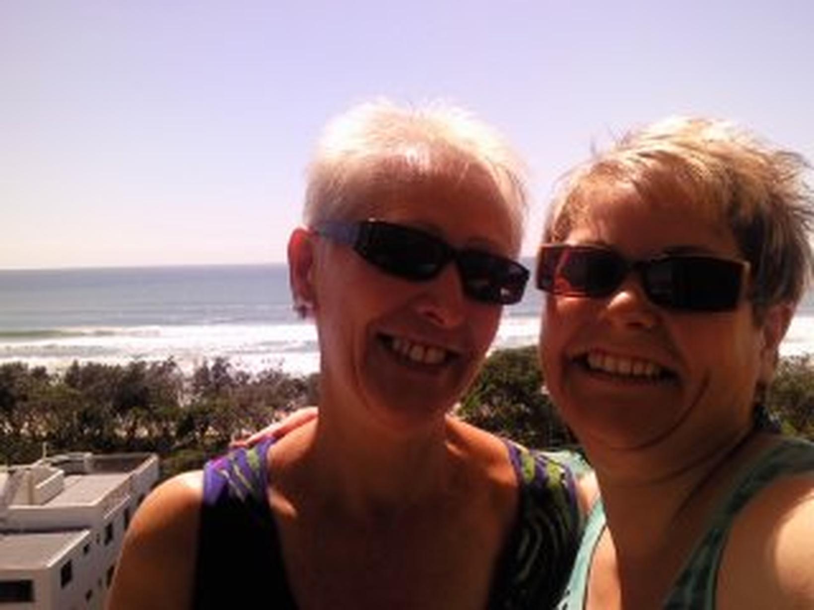 Susan & Richard from Gold Coast, Queensland, Australia