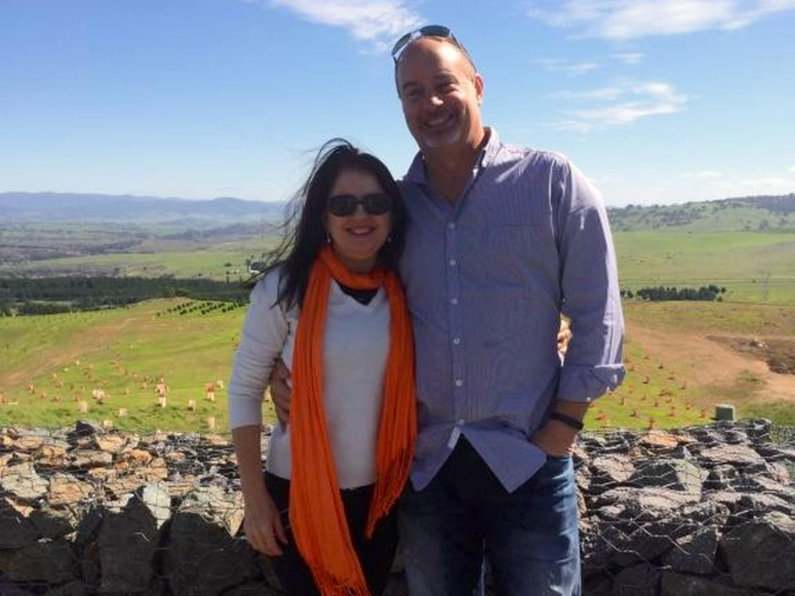 Ian & Dawn from Sydney, New South Wales, Australia