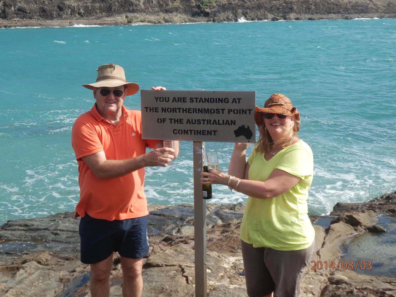 Kerri & Graham from Atherton, Queensland, Australia