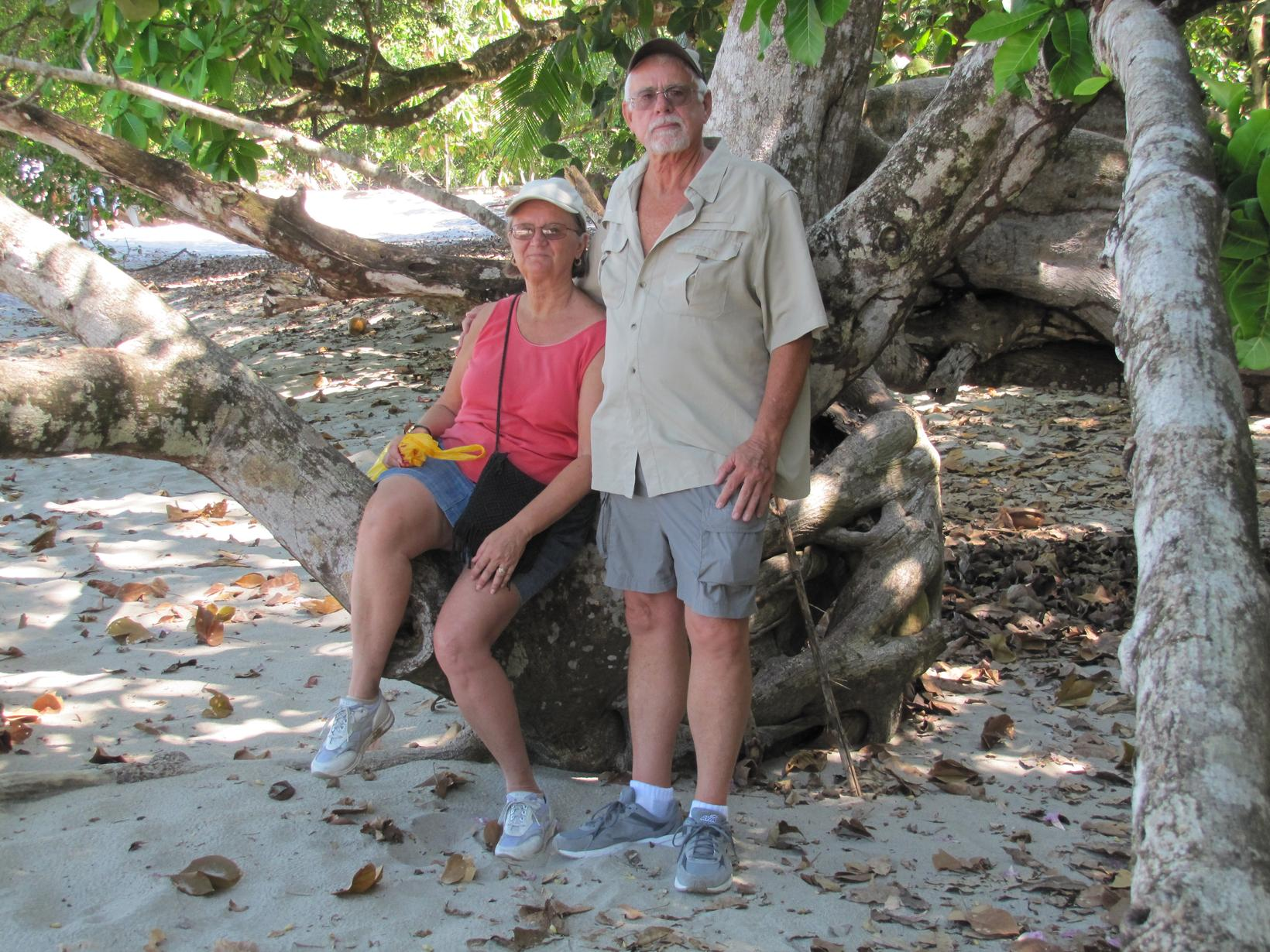 Terry & Vicki from Andover, Ohio, United States