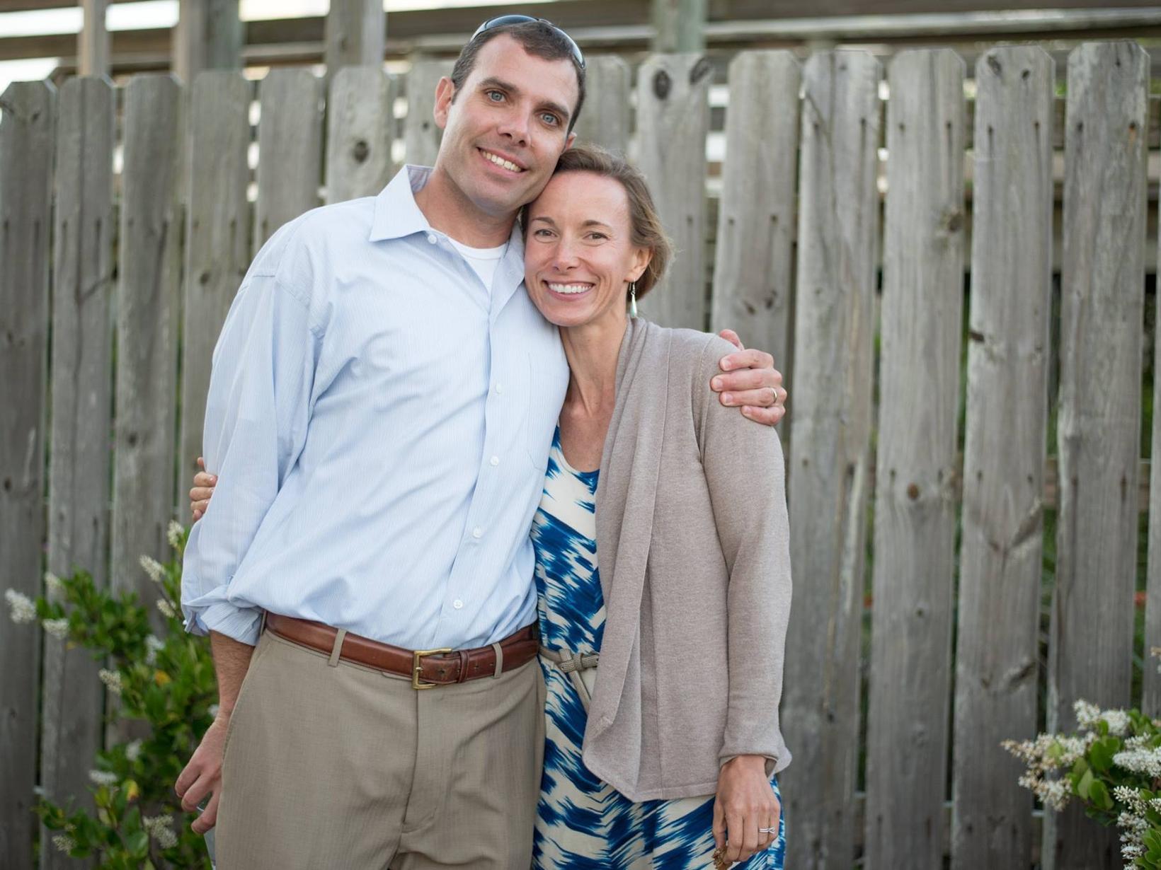 Denis & Liz from Charleston, South Carolina, United States