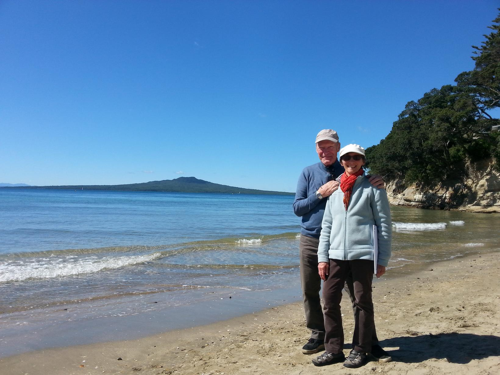 Richard & Linda from Auckland, New Zealand