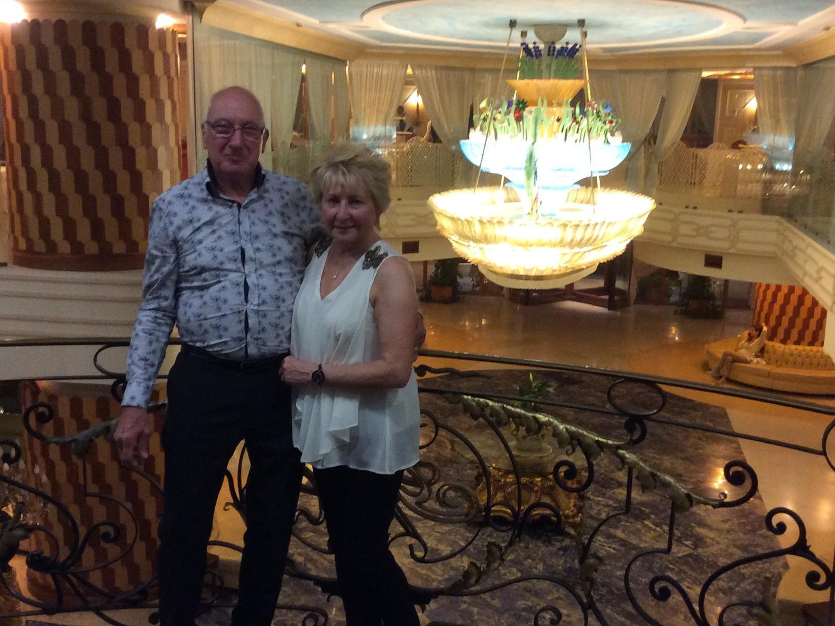 Brian & Annie from Birmingham, United Kingdom
