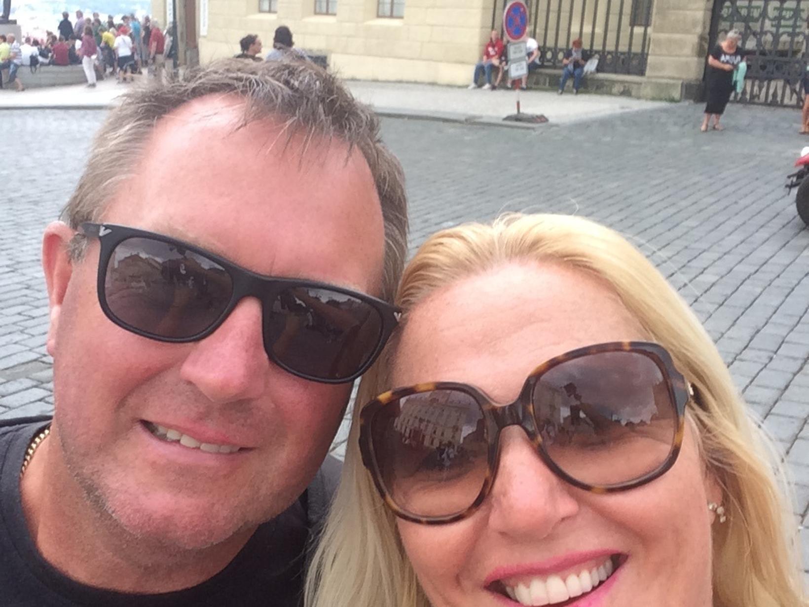 Meridee & Jeremy from Croydon, Victoria, Australia