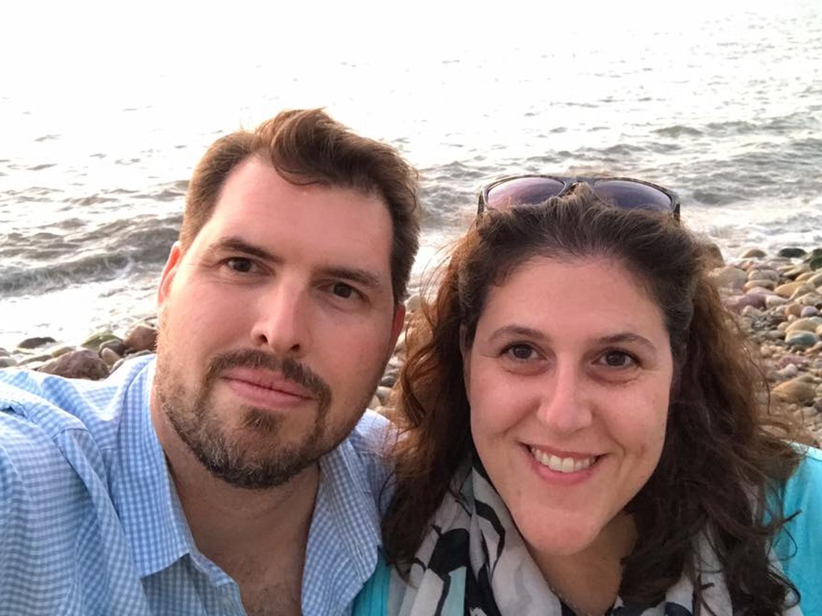 Susan & Patrick from Montréal, Quebec, Canada