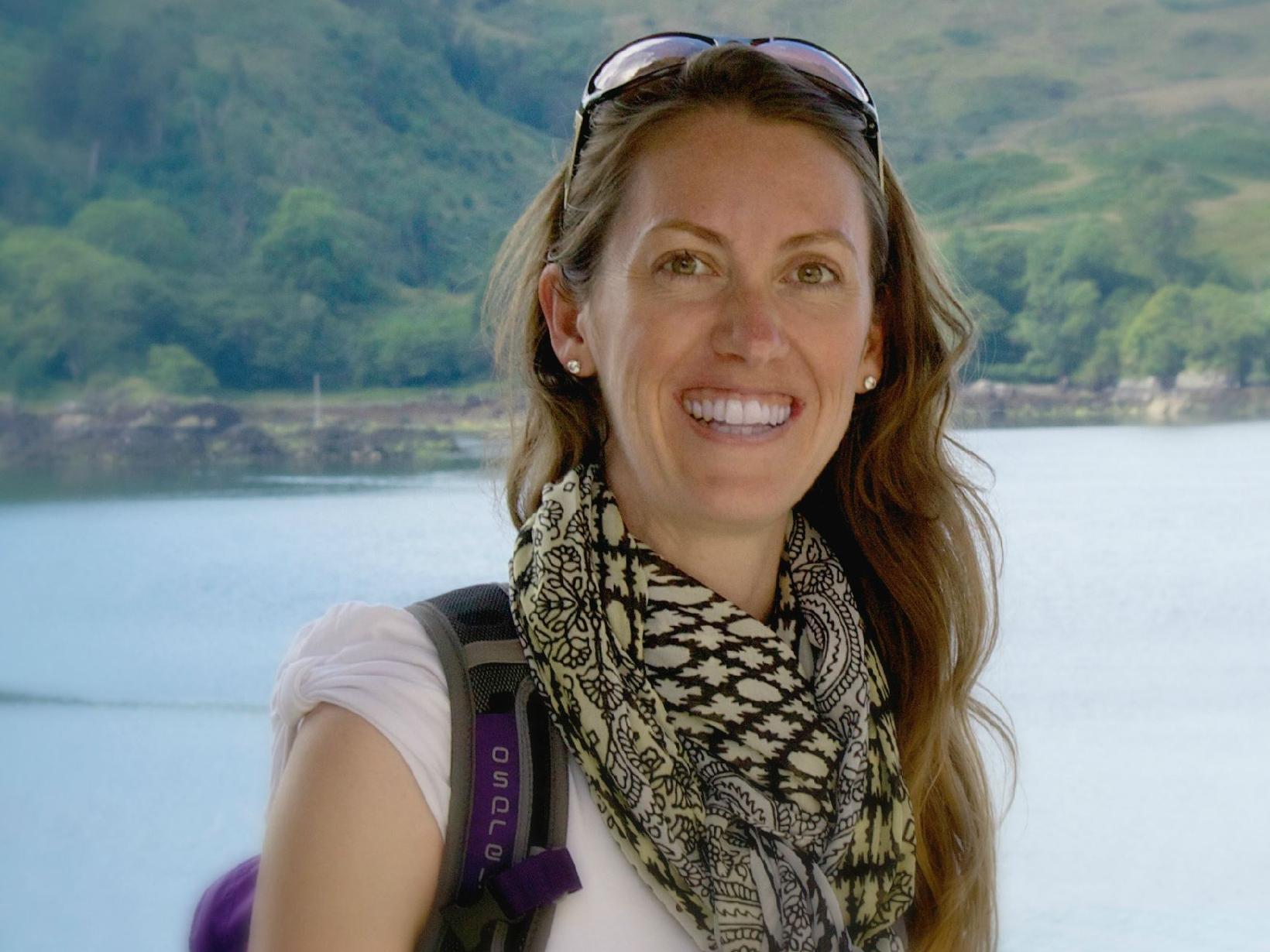 Kirsty from Brisbane, Queensland, Australia