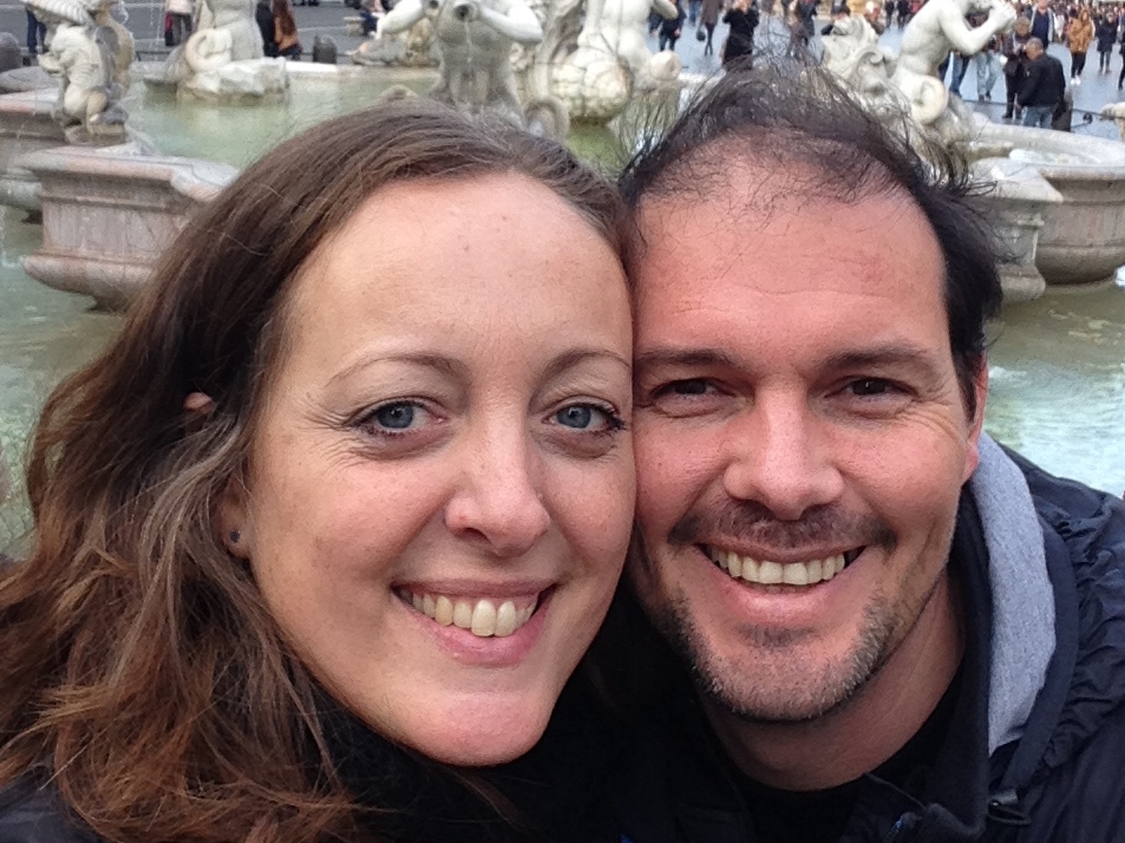 Irene & Tony from Hengelo, Netherlands