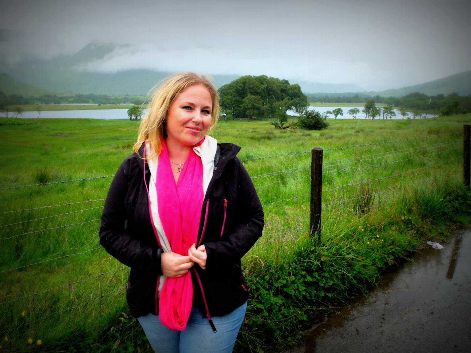 Izabela from Edinburgh, United Kingdom