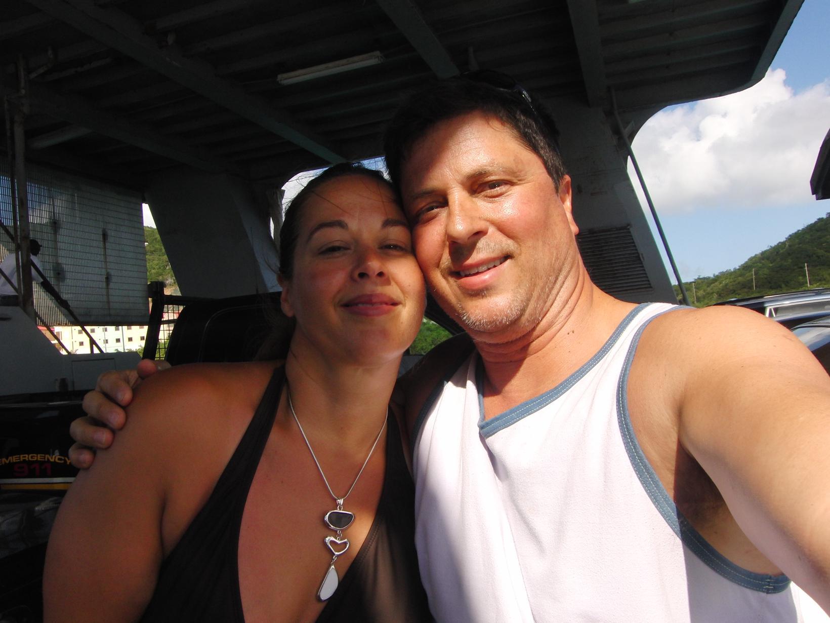 Gary & Charlotte from Toronto, Ontario, Canada