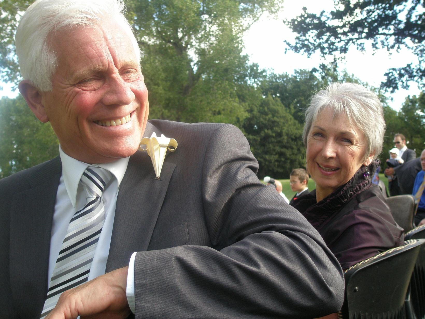 Susan & Dennis from Launceston, Tasmania, Australia