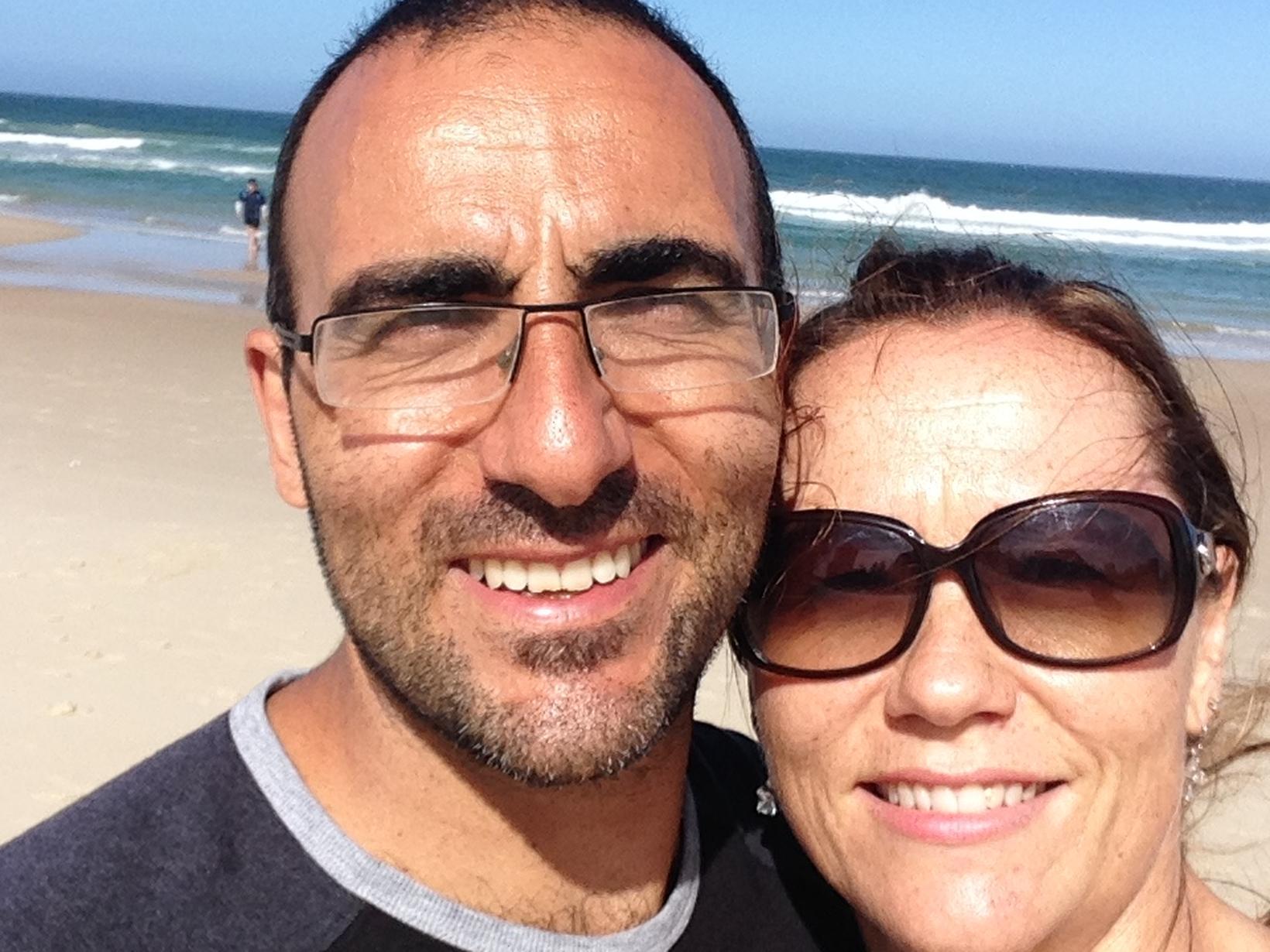 Sharon & Domenic from Gold Coast, Queensland, Australia