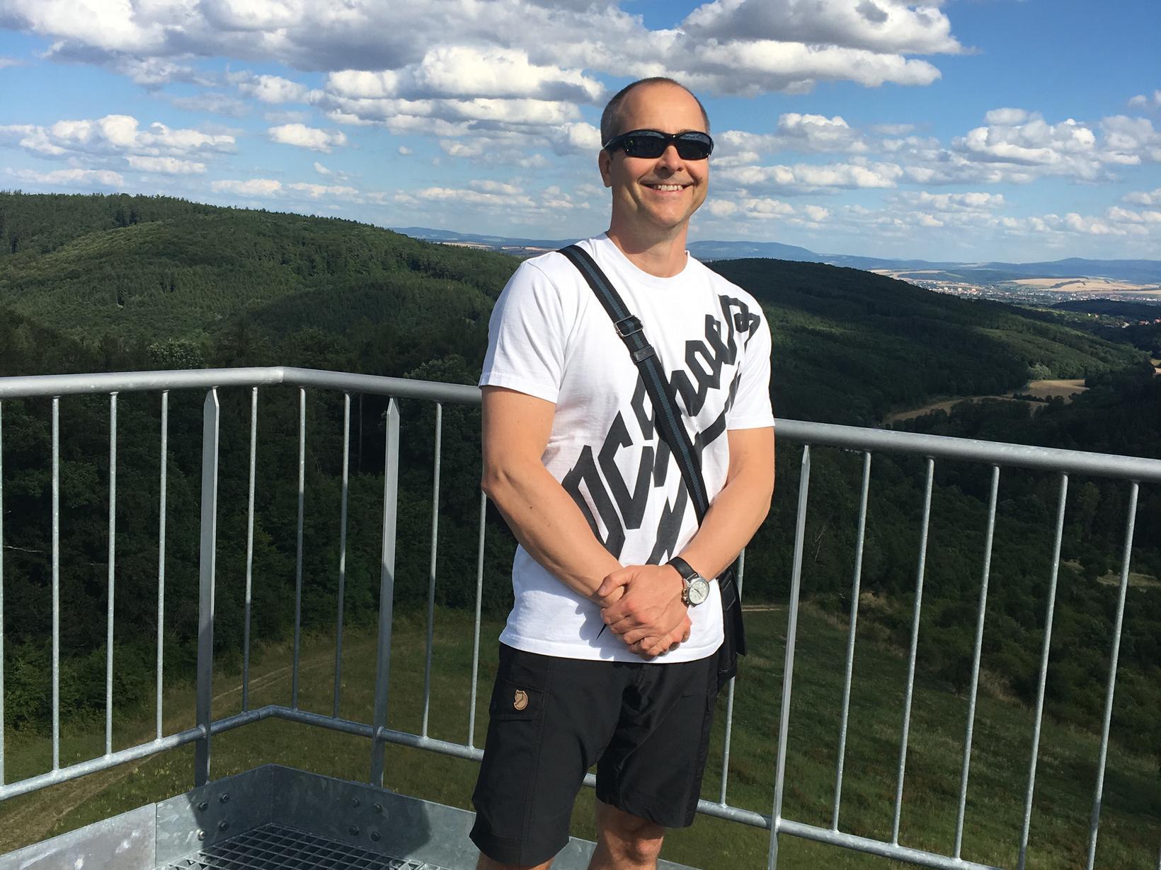 Jiri from Brno, Czech Republic
