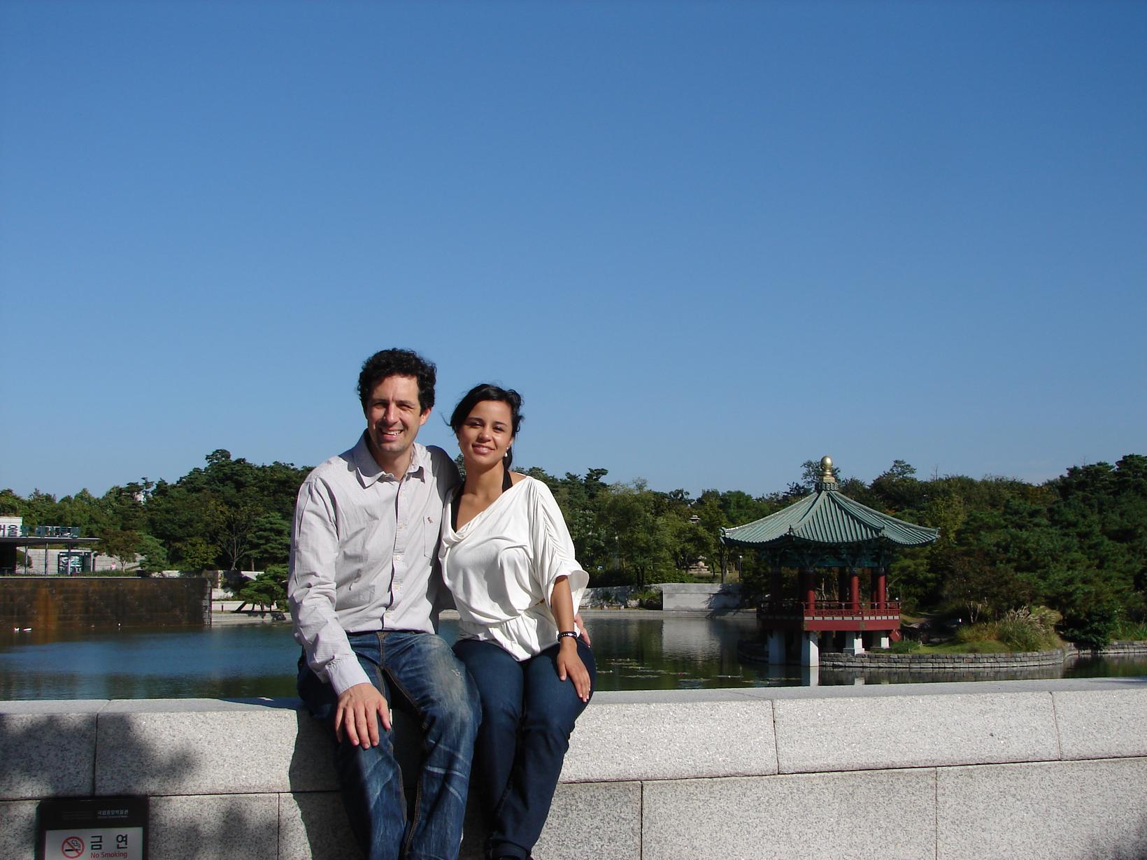 Benjamin & Natalia from Washington, D.C., Washington, D.C., United States