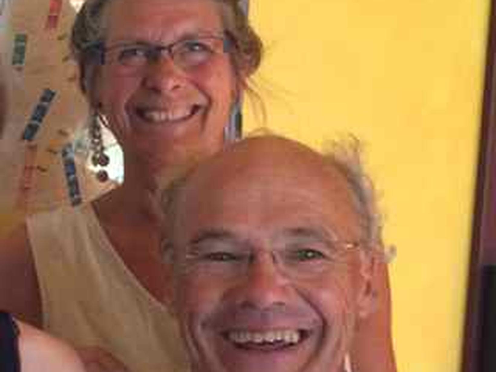 Jane & Matthew from Penticton, British Columbia, Canada