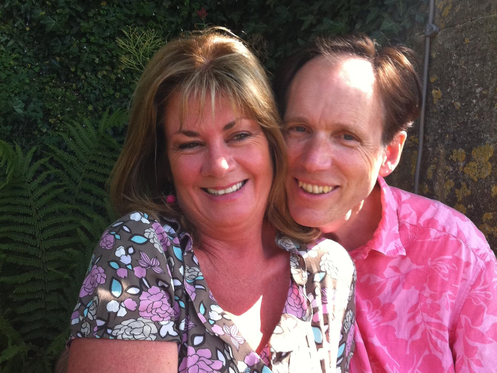 Cheryl & Mark from Cheltenham, United Kingdom