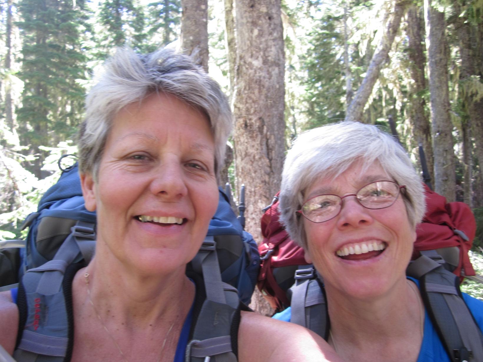 Barbara & Sally from Portland, Oregon, United States