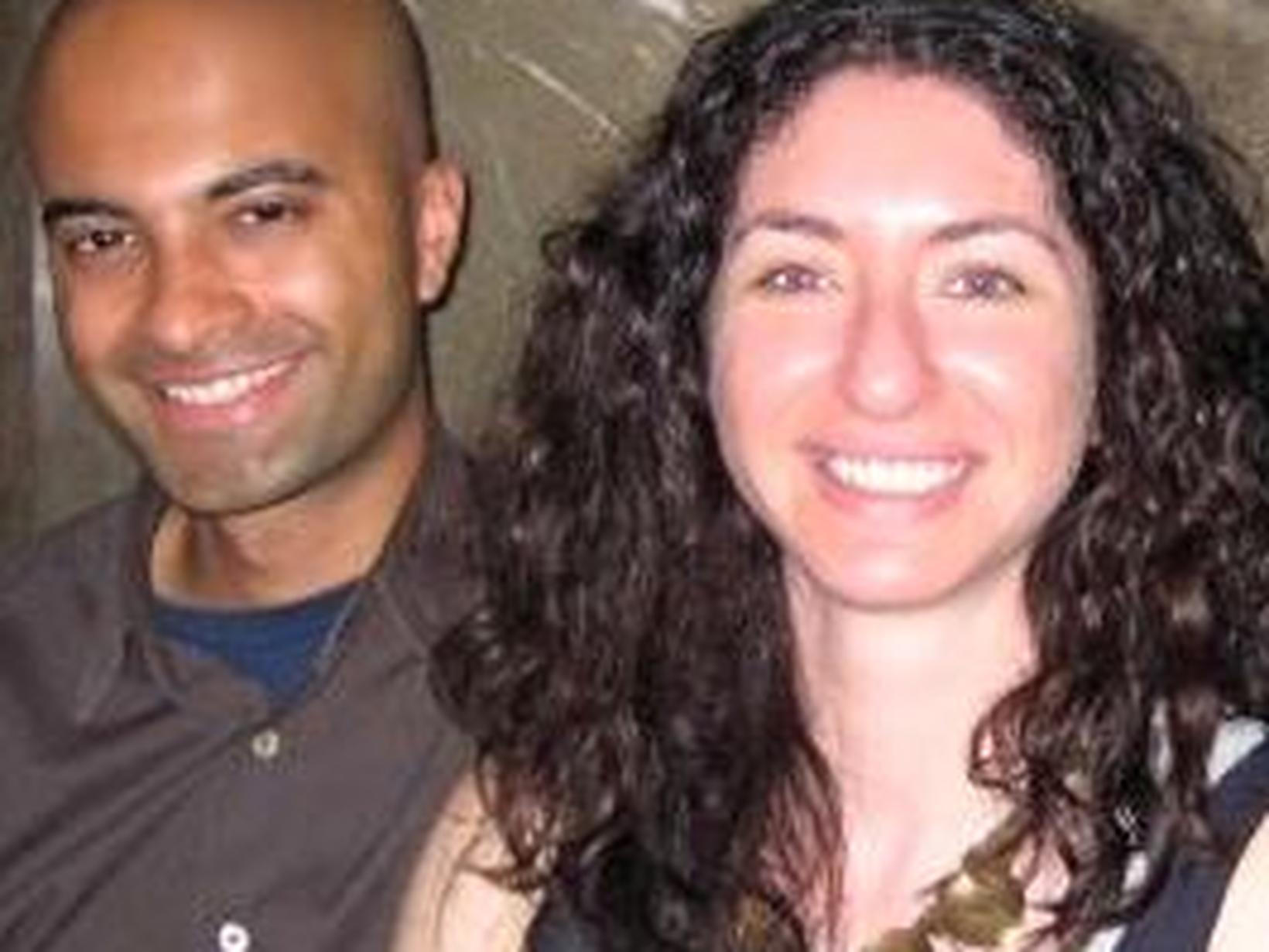 Jessica & Ash from Melbourne, Victoria, Australia