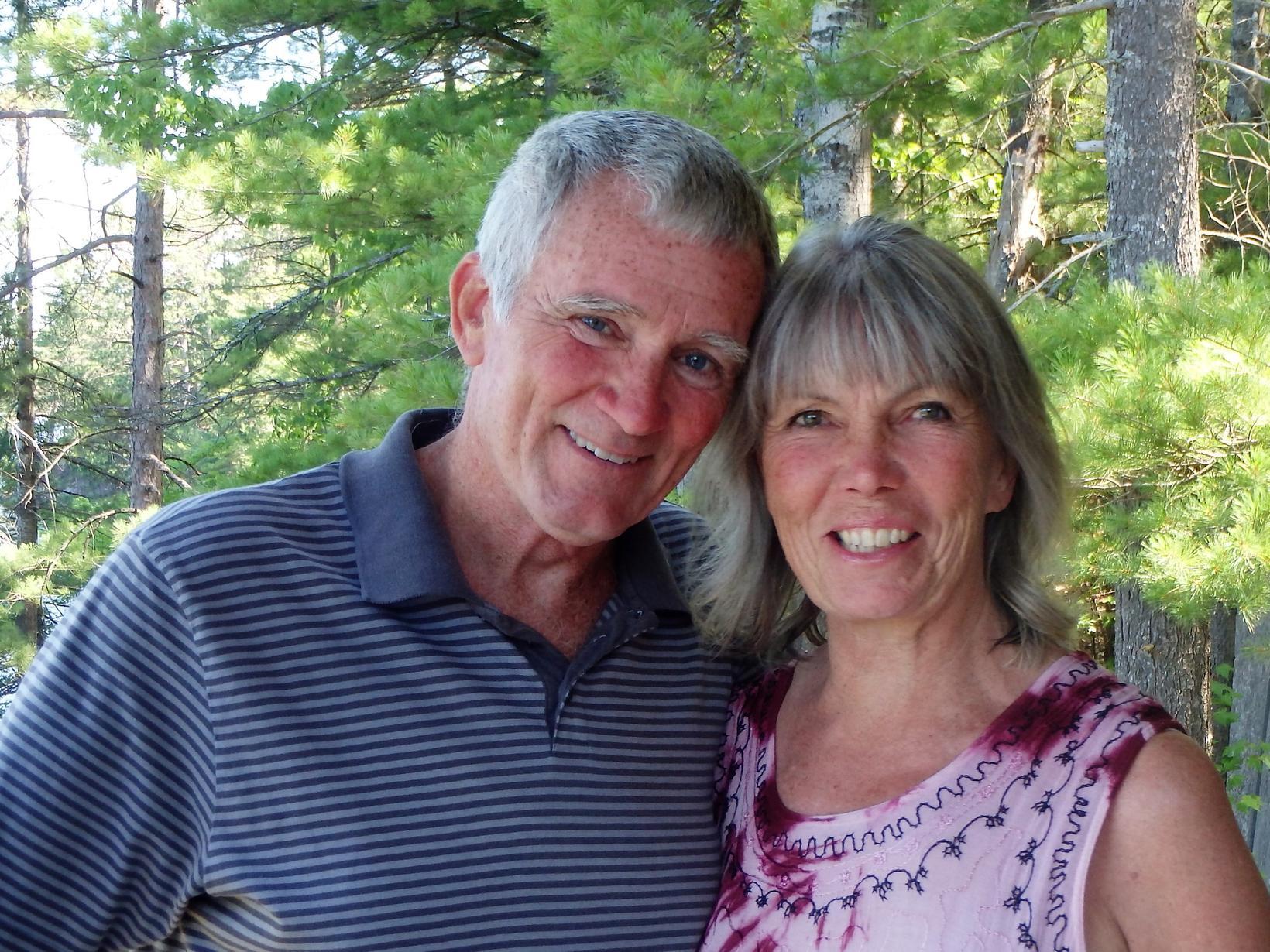 Petra & Peter from Katrine, Ontario, Canada