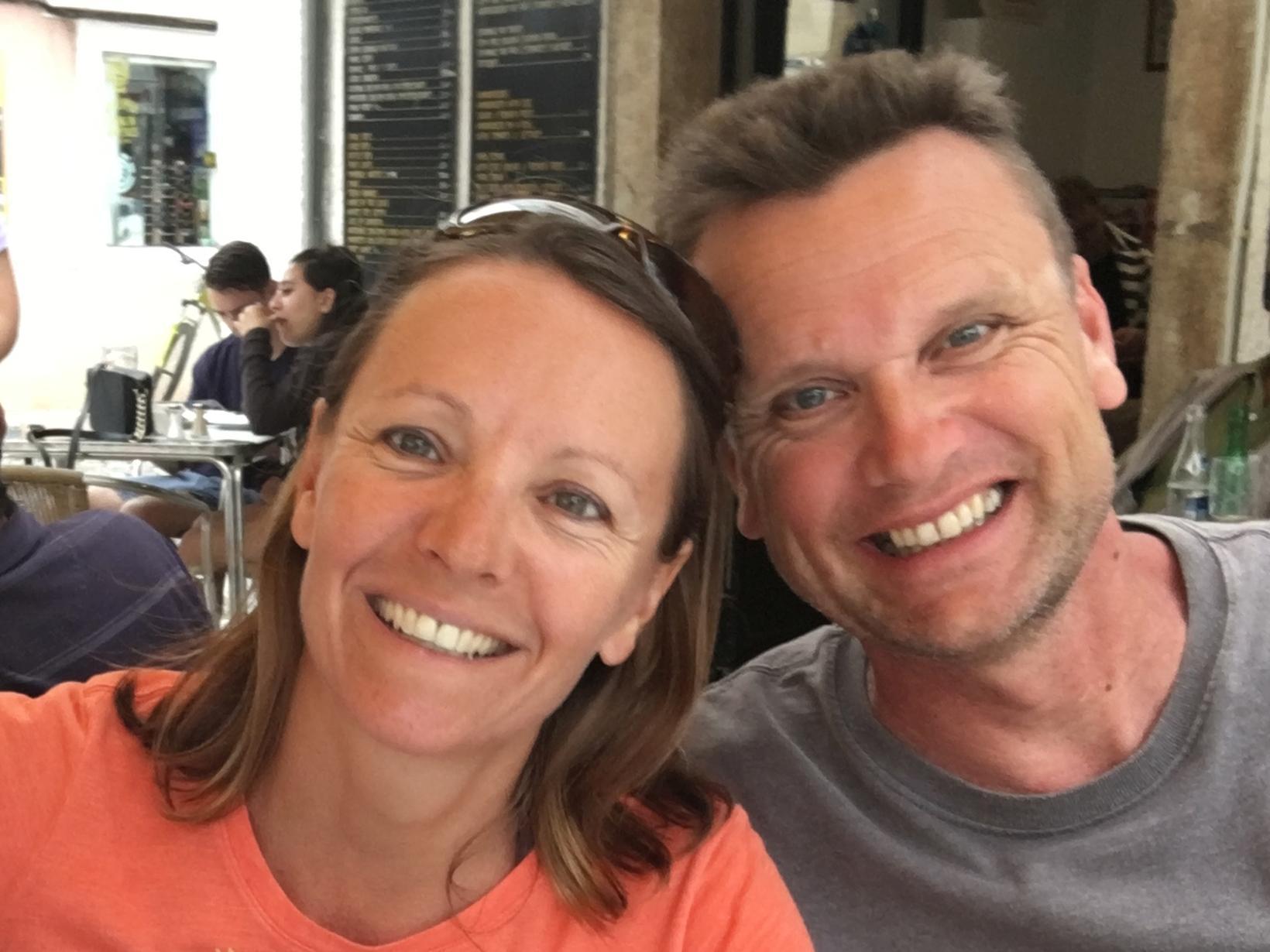 Richard & Carla from Franceix, France