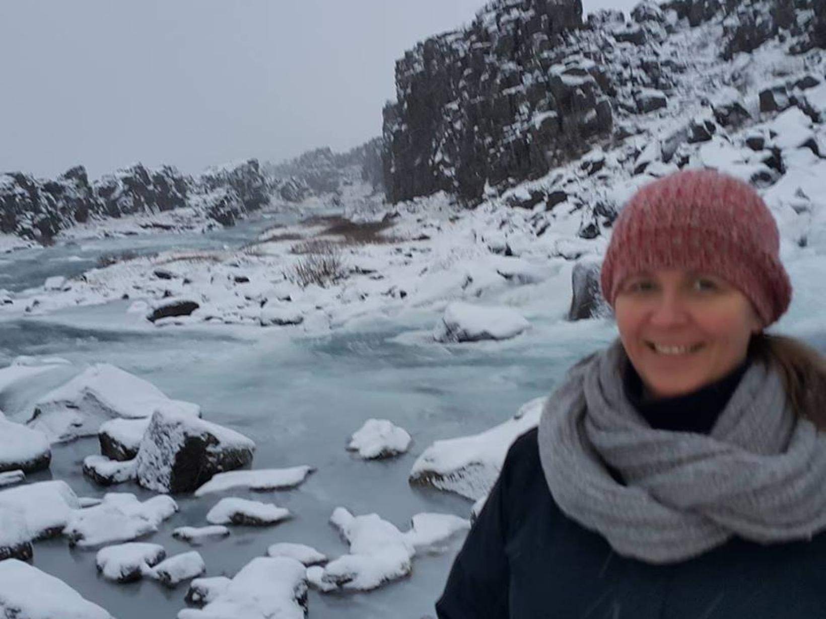 Steinunn & Sverrir from Garðabær, Iceland