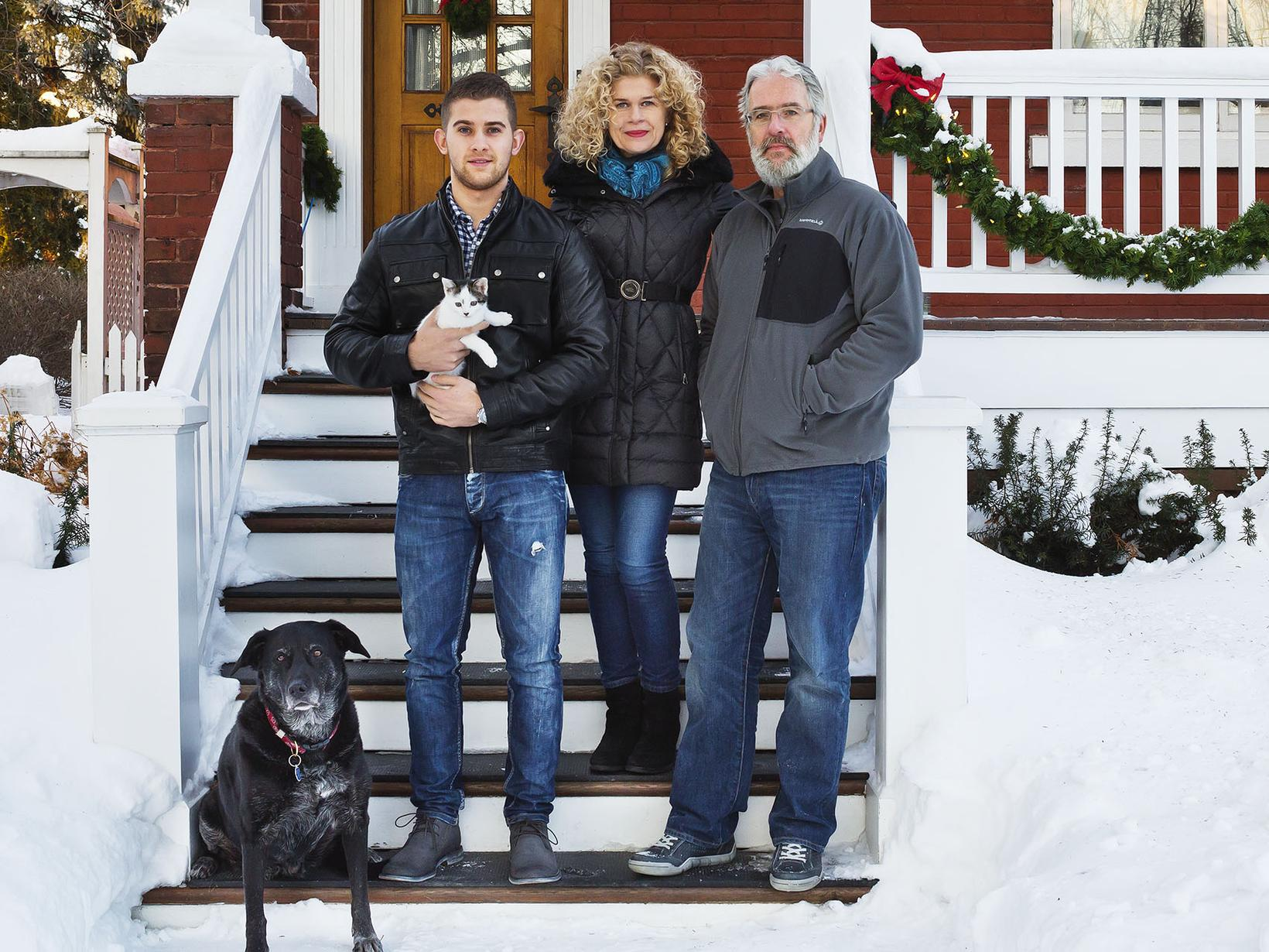 Susan & Mark from Montréal, Quebec, Canada
