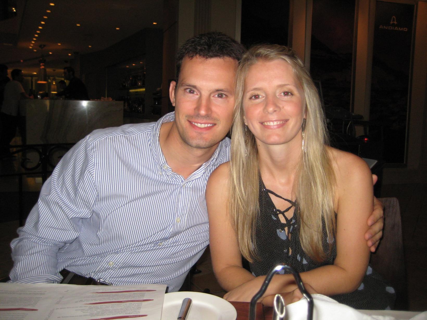 Rebekah & Peter from Market Harborough, United Kingdom
