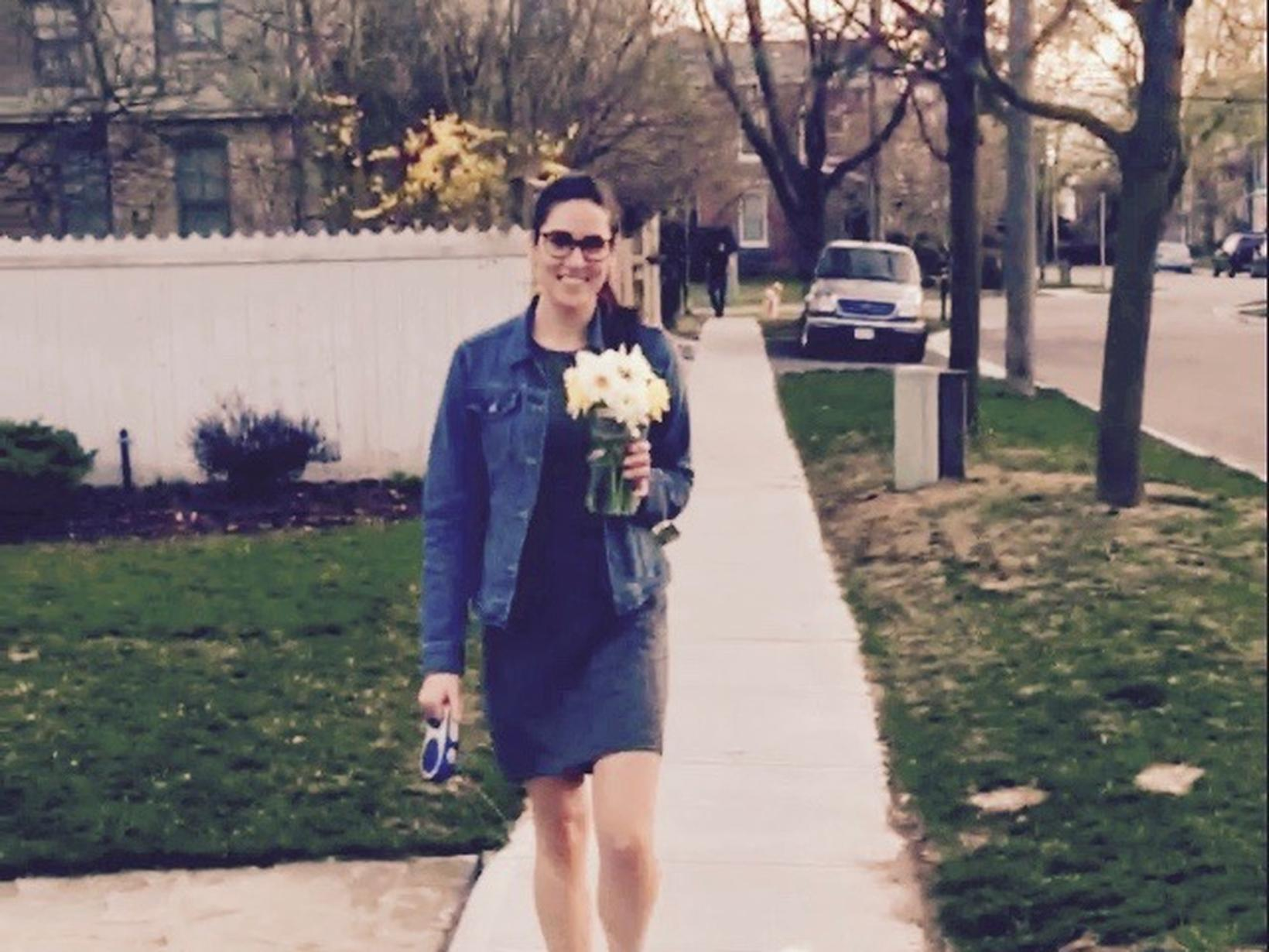 Claudia from Toronto, Ontario, Canada