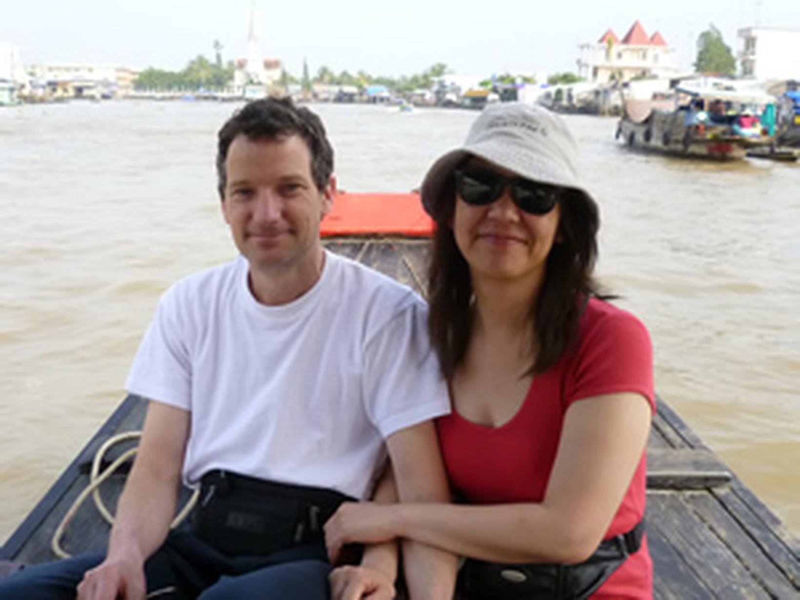 Fiona & Chris from Bendigo, Victoria, Australia