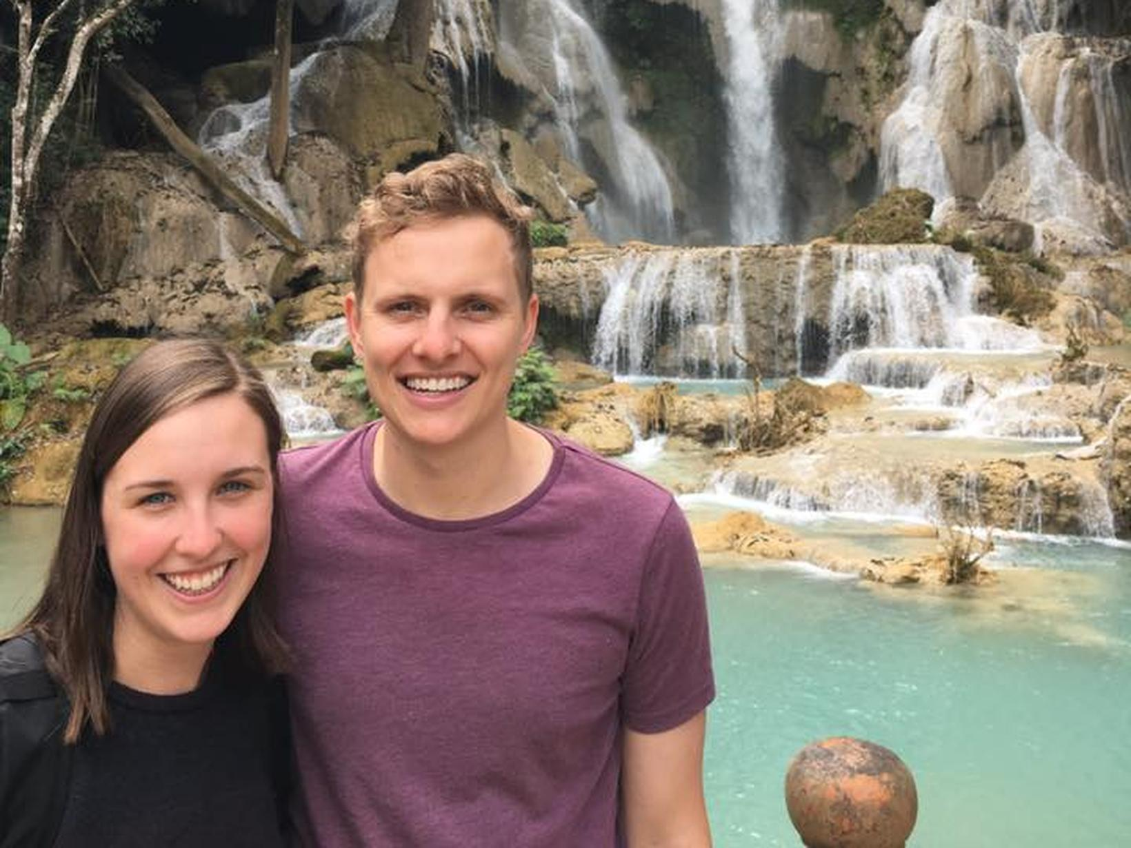 Alice & Joshua from Melbourne, Victoria, Australia