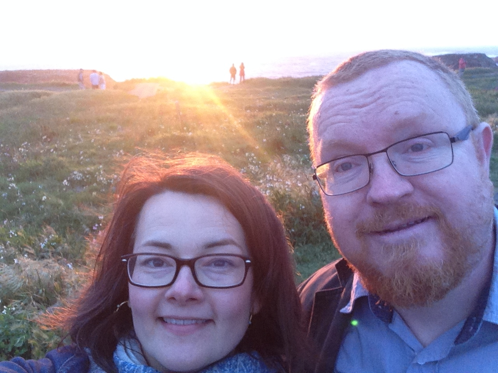 Jayne & Patrick from Edinburgh, United Kingdom