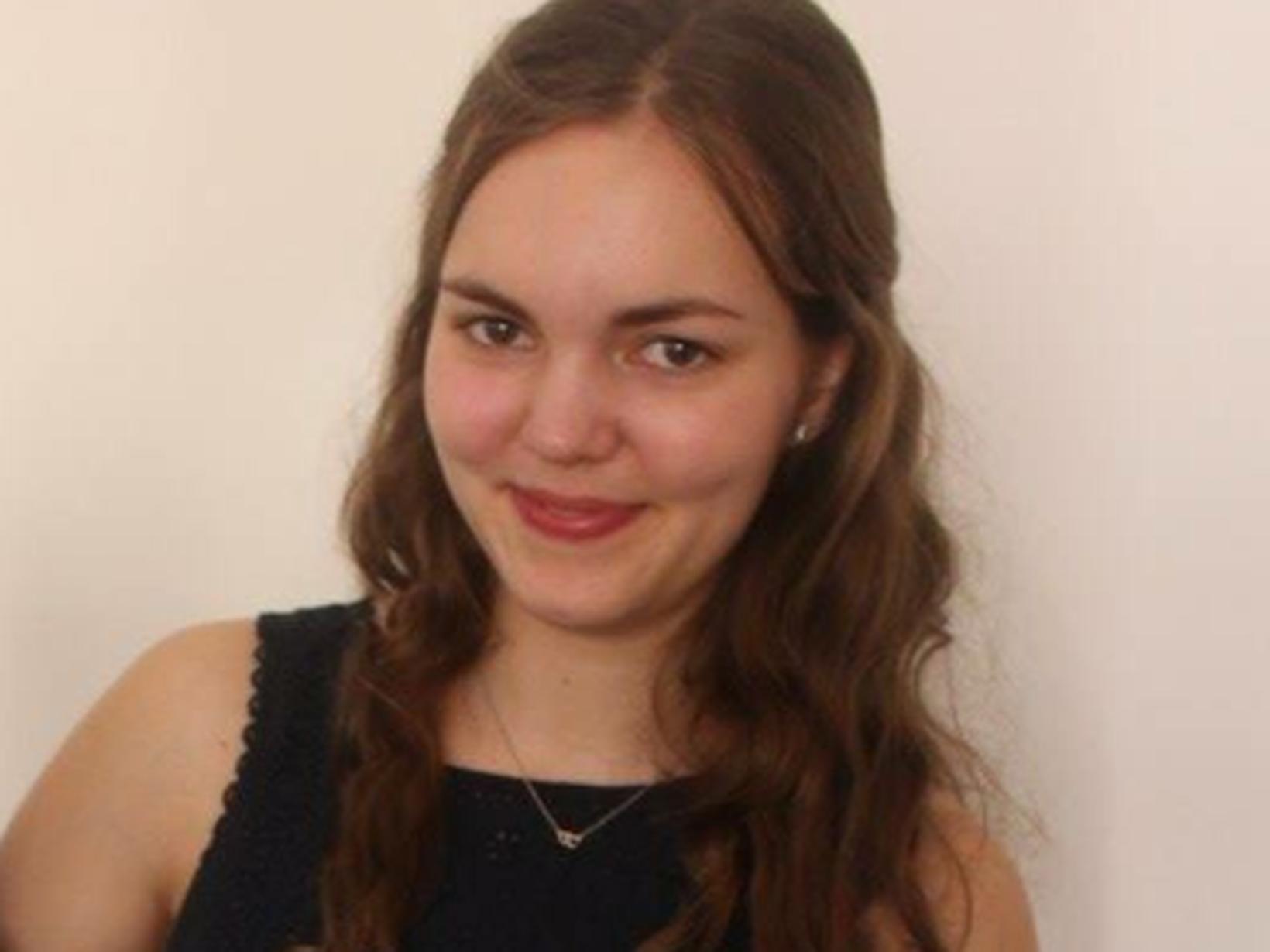 Jacqueline from Kiel, Germany