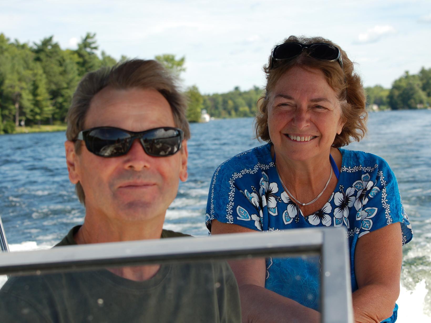 Jan & David from Westport, Ontario, Canada