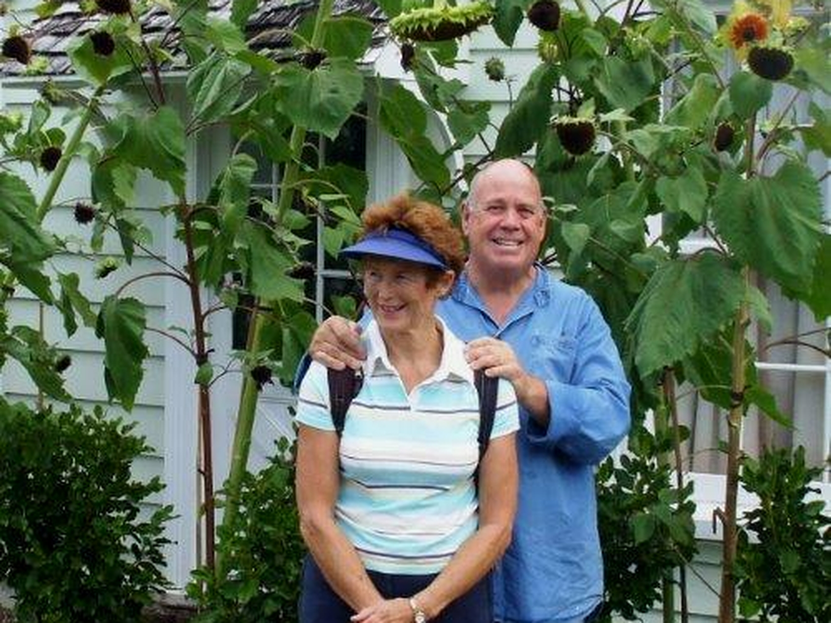 Julia & John from Kerikeri, New Zealand