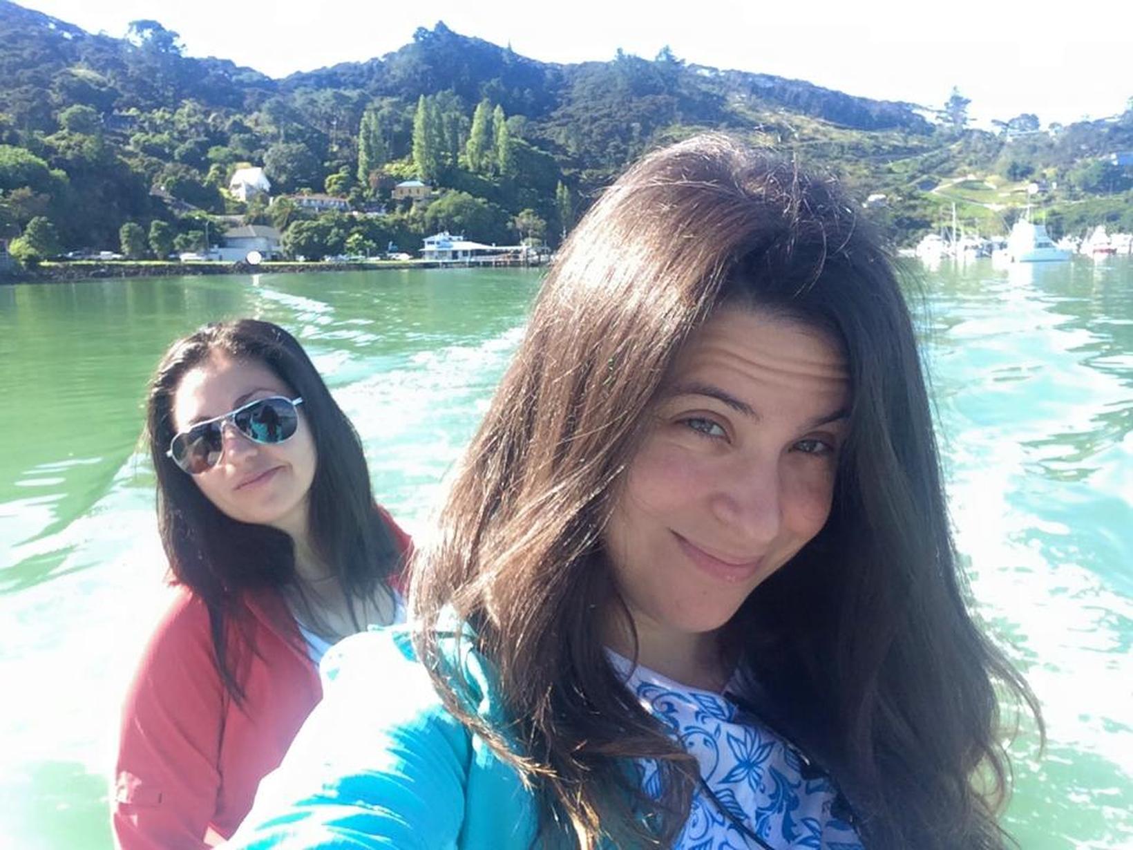 Mariela & Natalia from Puerto Varas, Chile