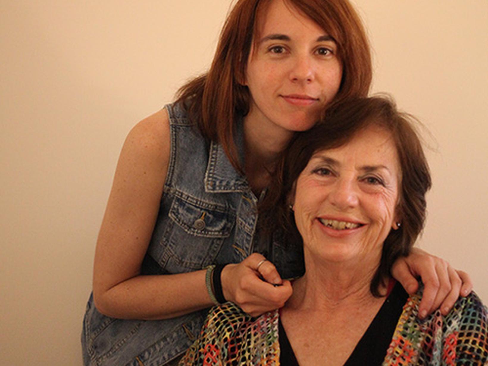 Barbara & Monica from Málaga, Spain
