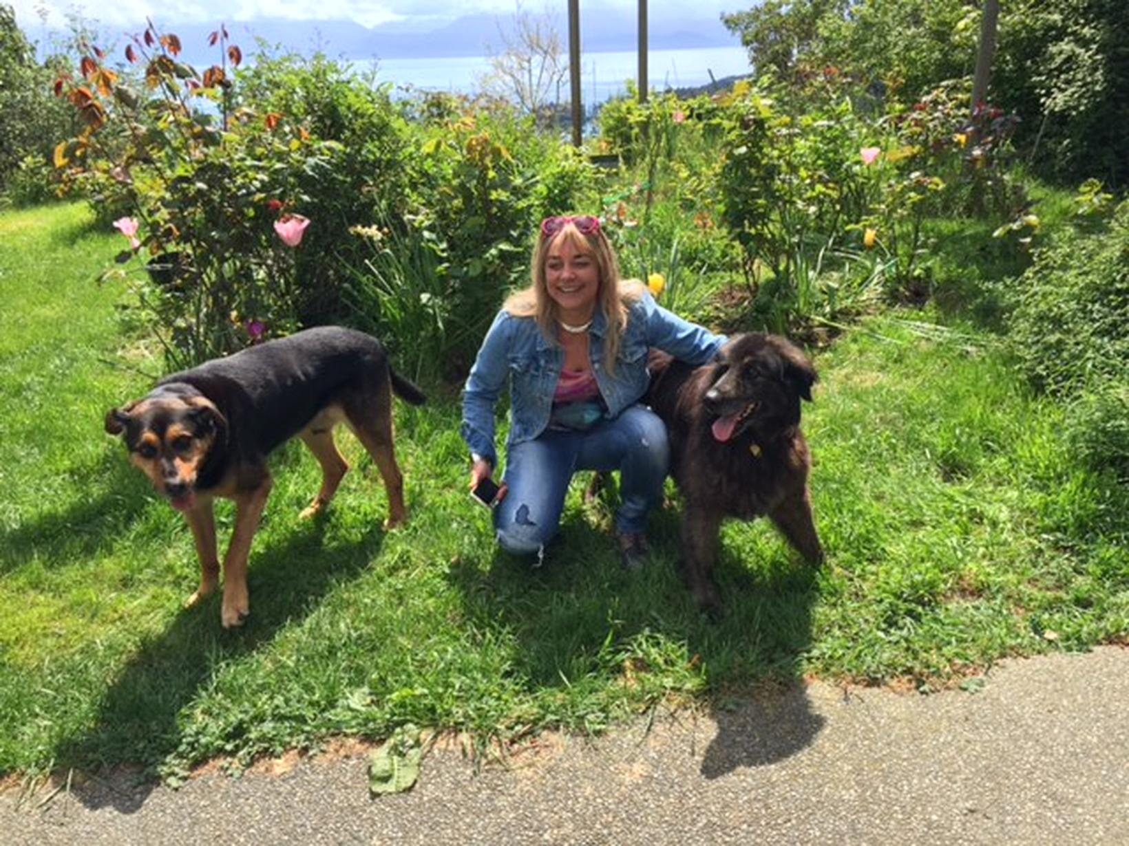 Conny from Vancouver, British Columbia, Canada