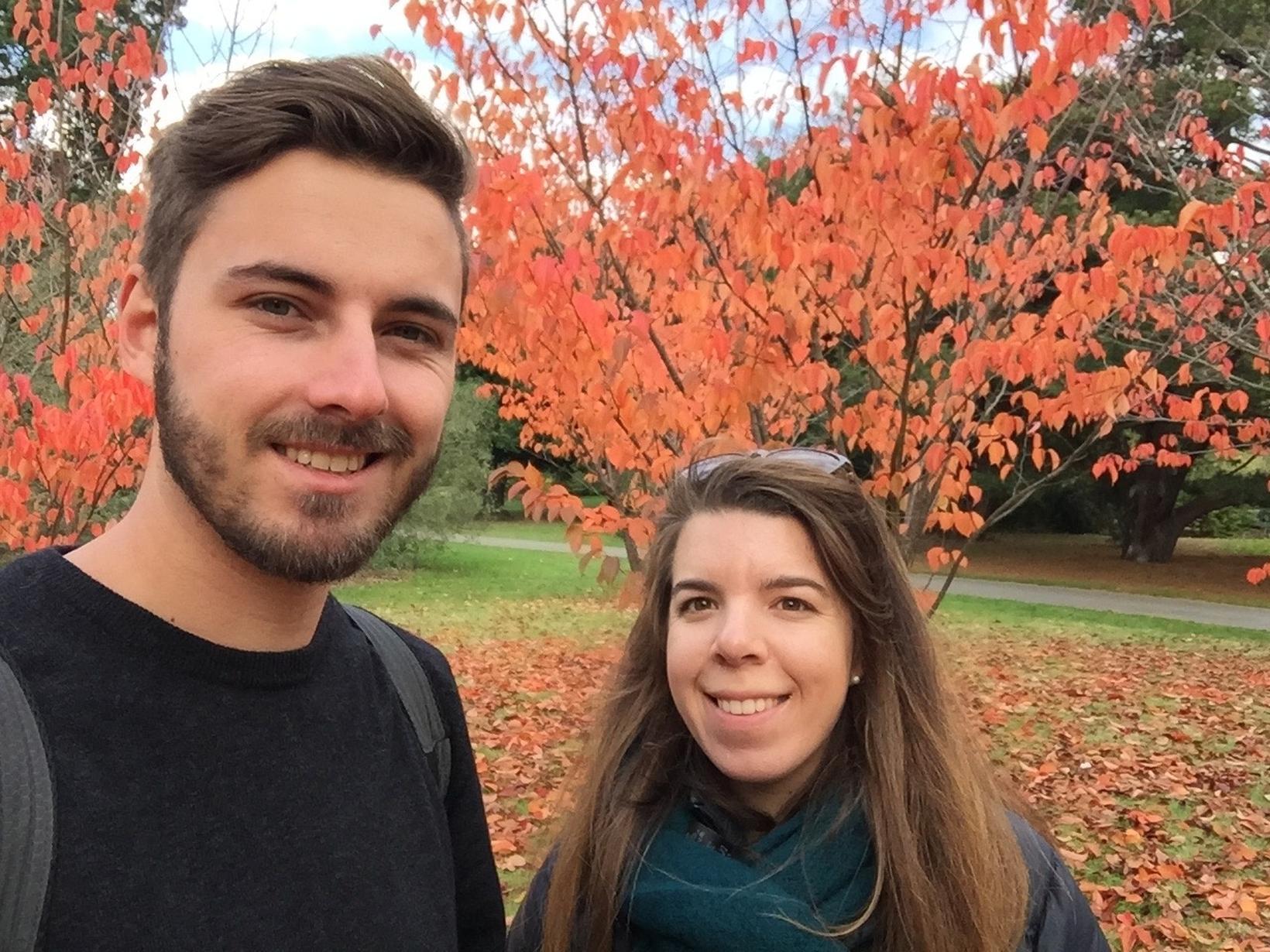 Bridget & Samuel from London, United Kingdom