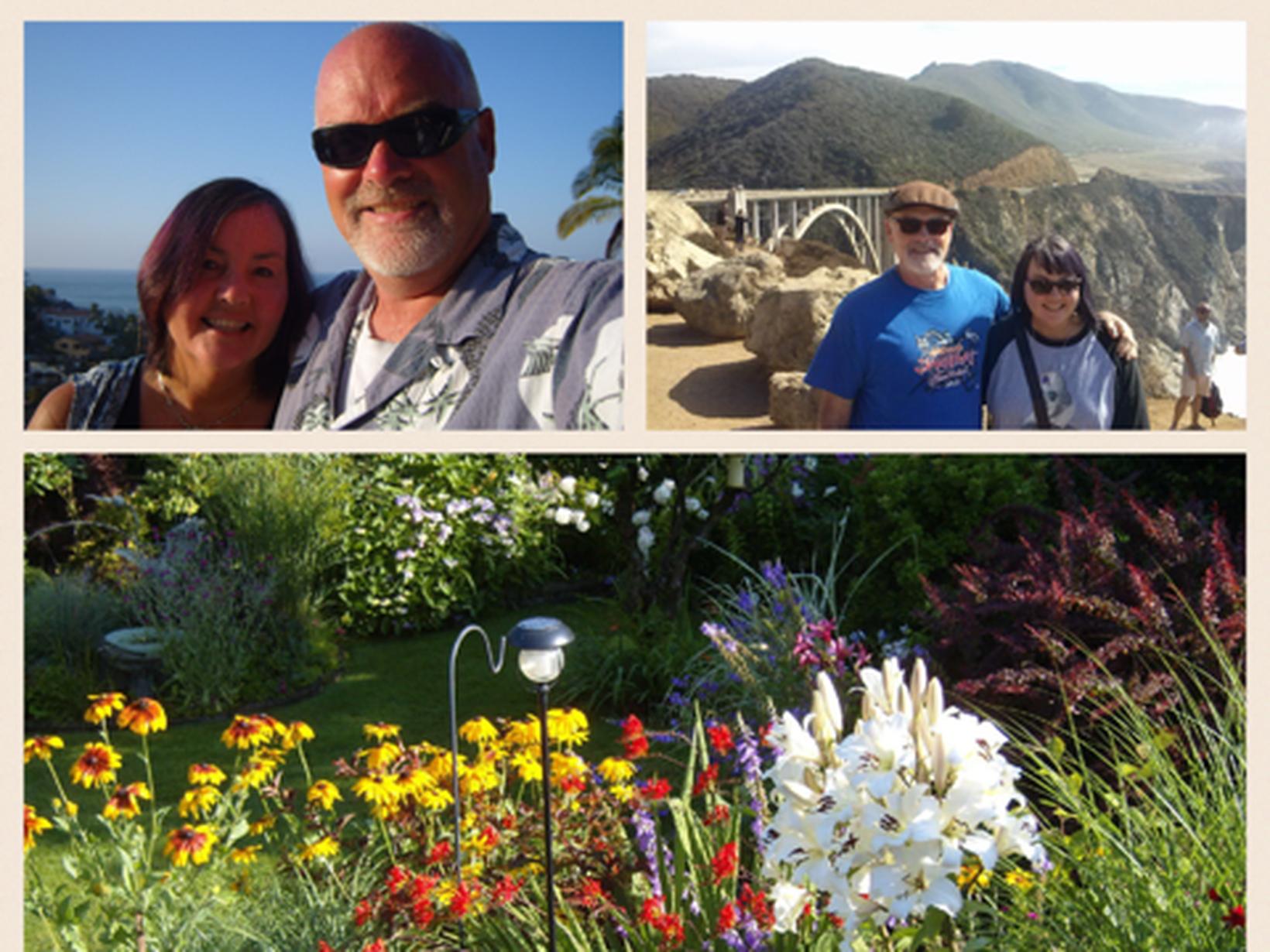 Glen & Sandie from Squamish, British Columbia, Canada