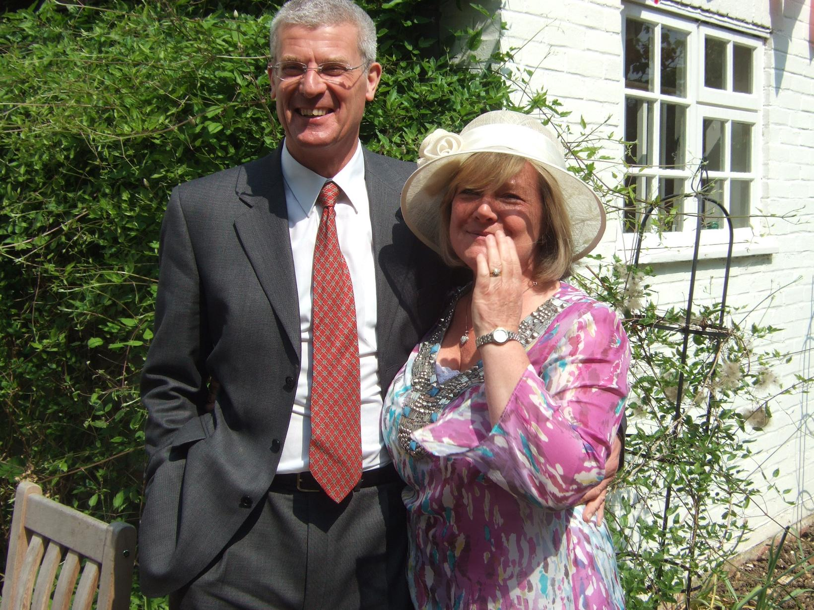 Julie & Robert from Fordingbridge, United Kingdom