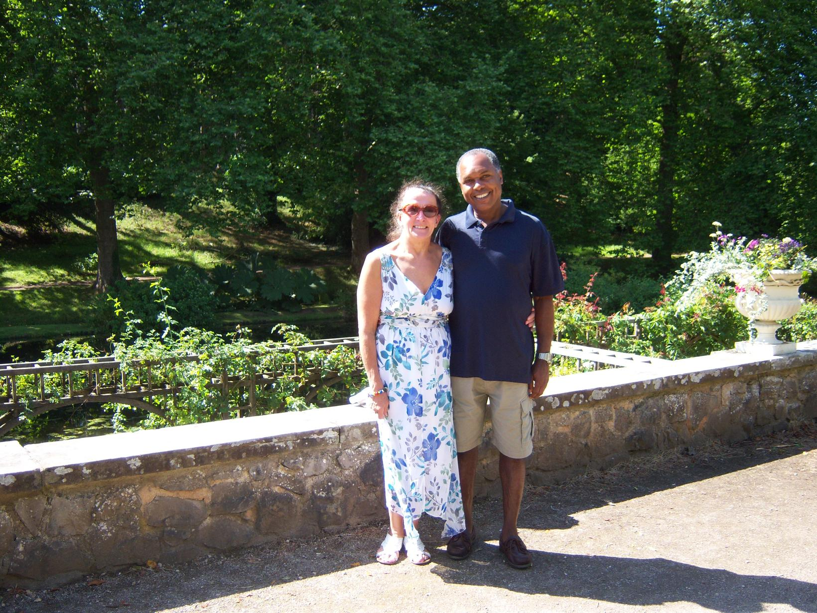 Mary & Barry from Walsall Wood, United Kingdom
