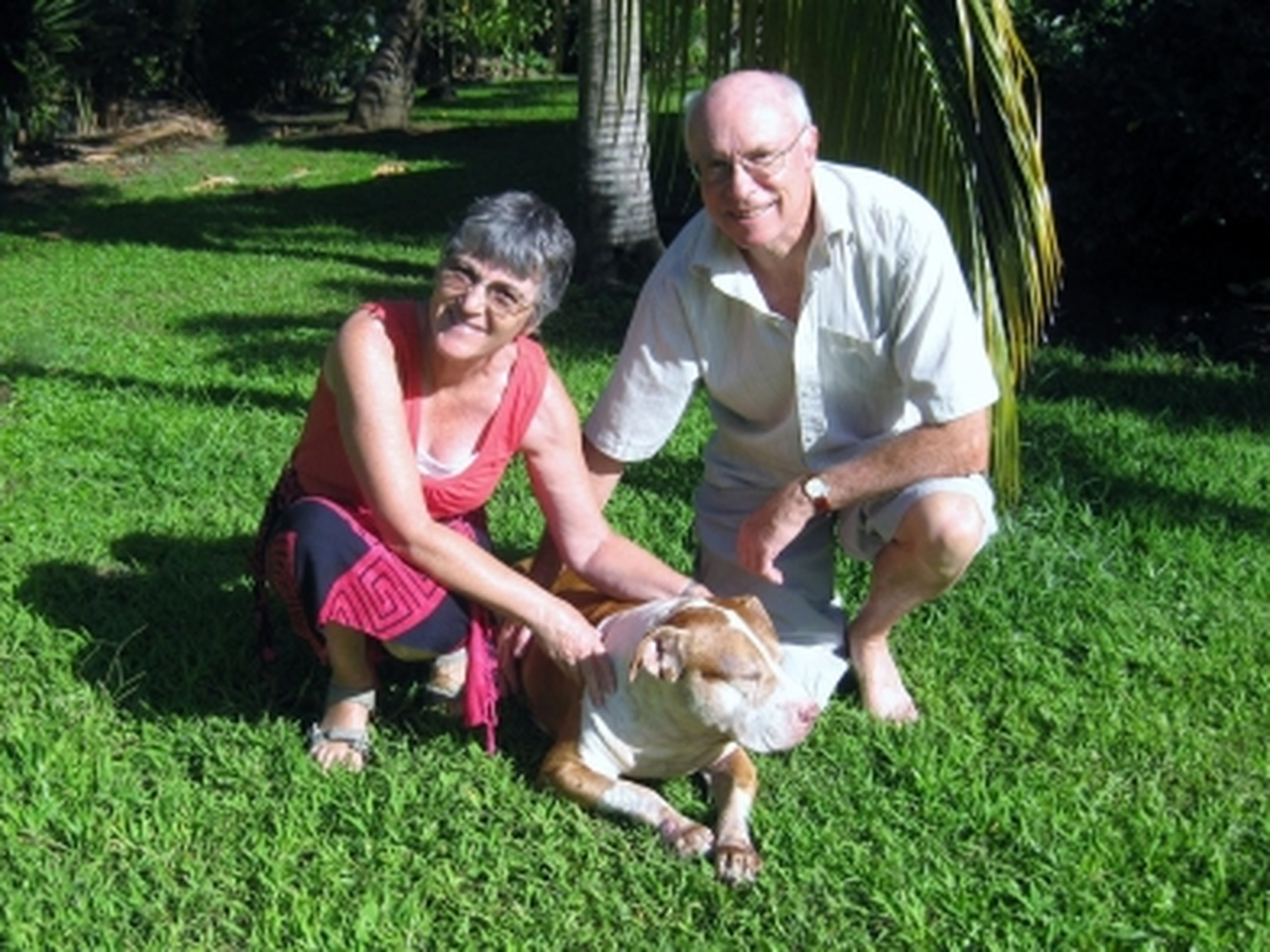 Lois & Kevin from Auckland, New Zealand