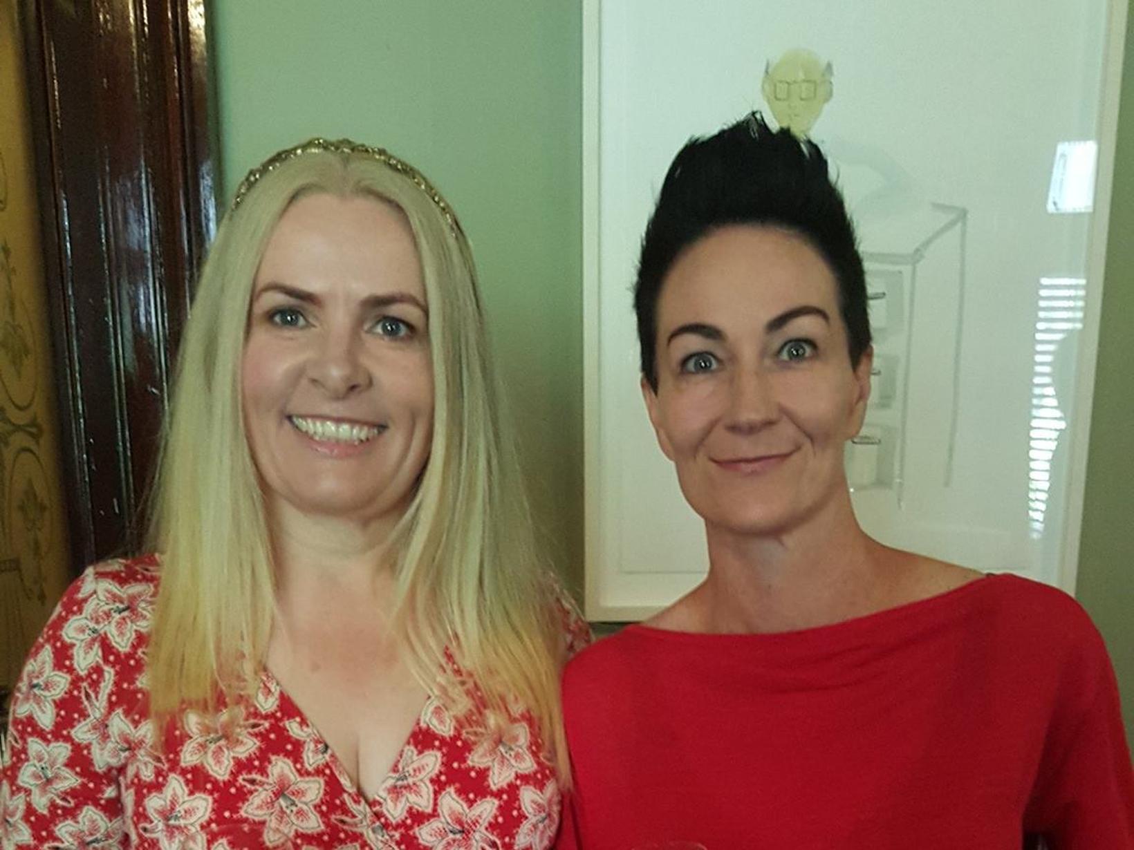 Jacinta & Kim from Melbourne, Victoria, Australia