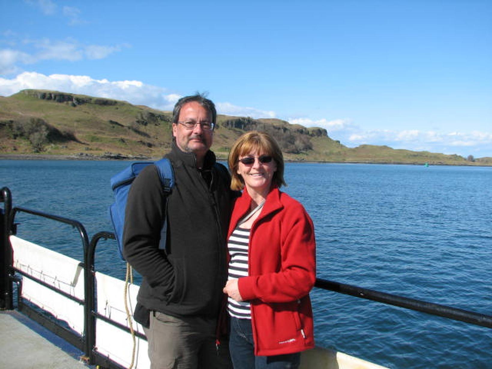 John & Monica from Glasgow, United Kingdom