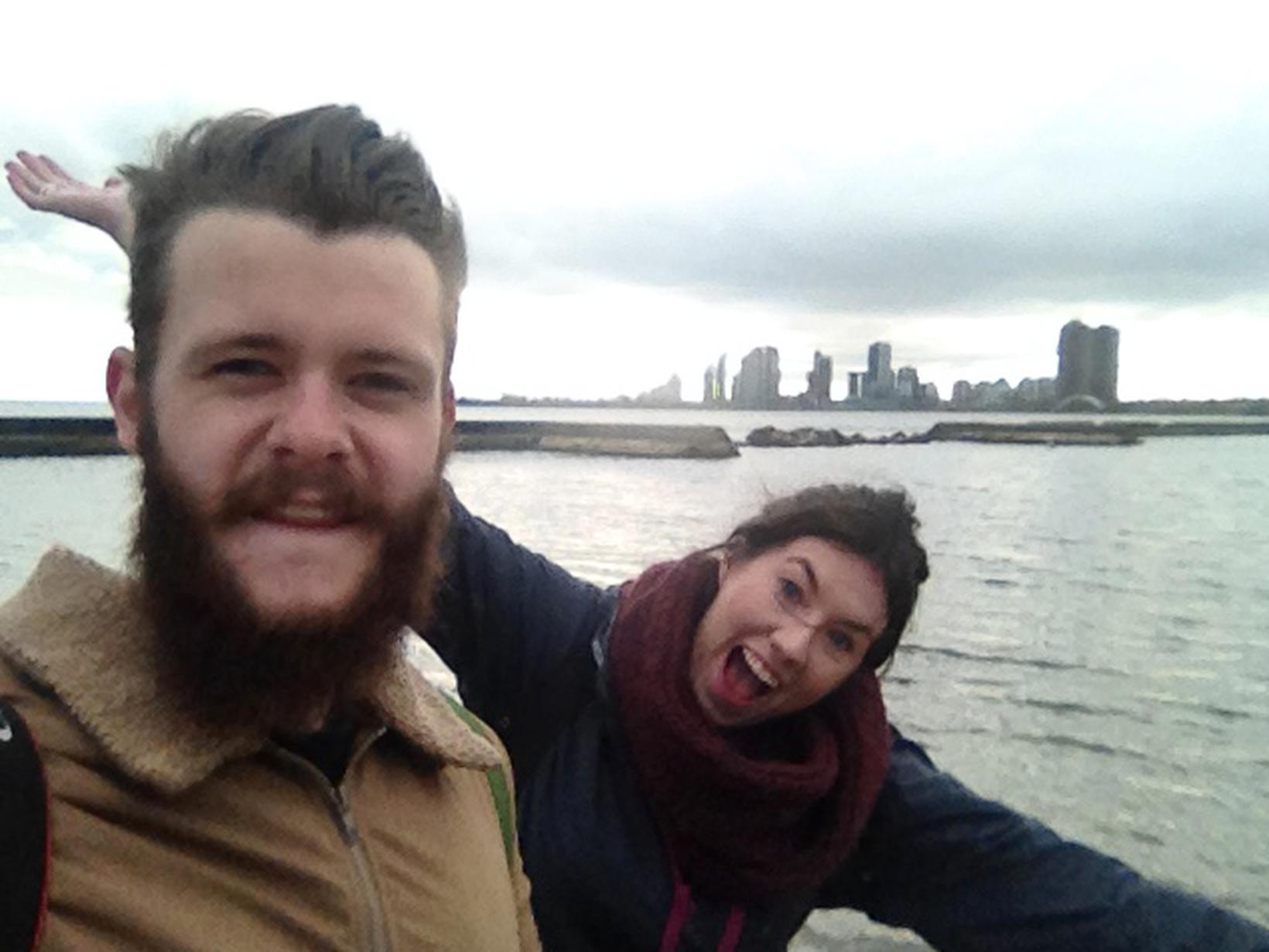 Sophie & Matt from Toronto, Ontario, Canada