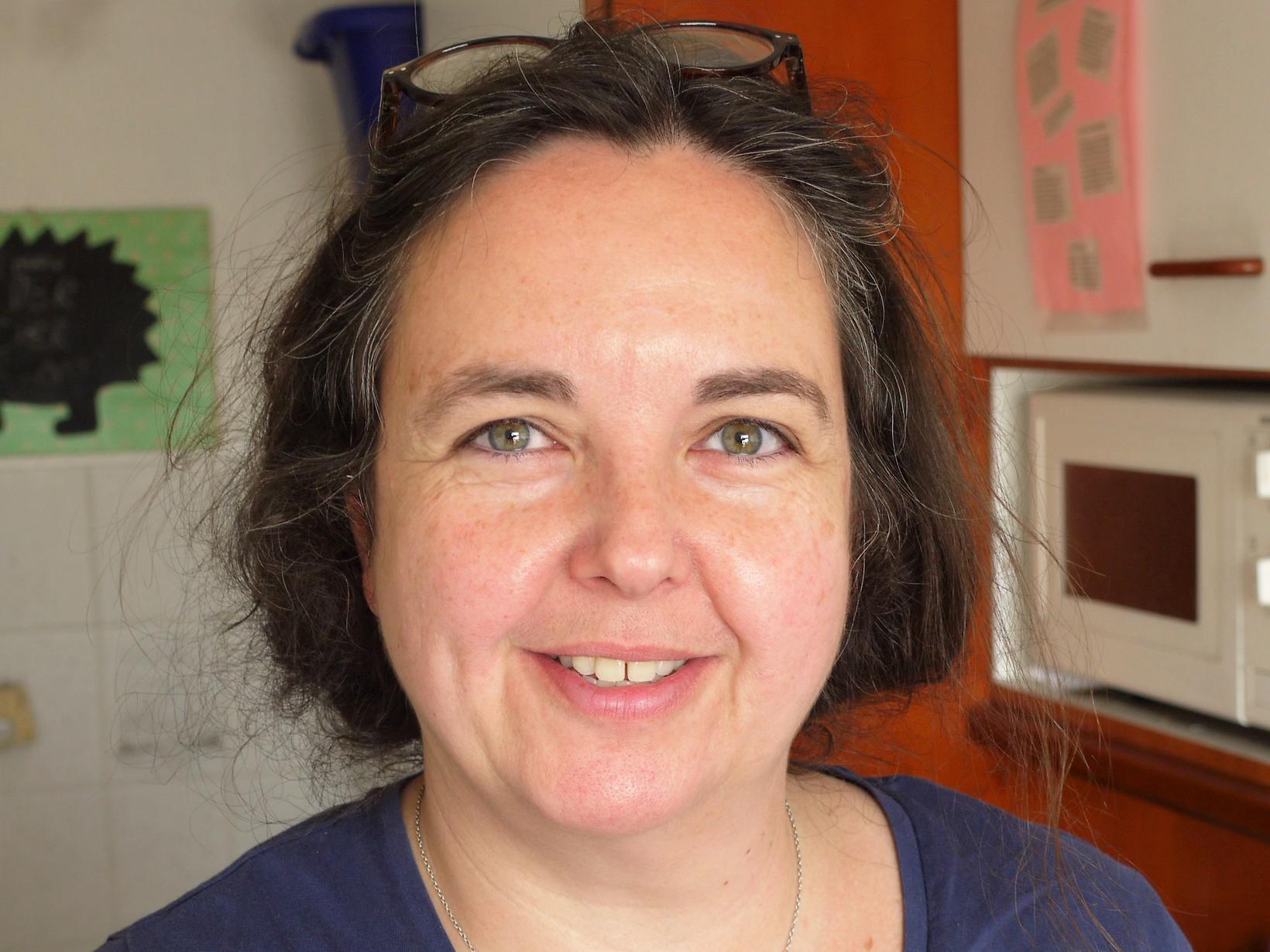 Birgit from Frechen, Germany