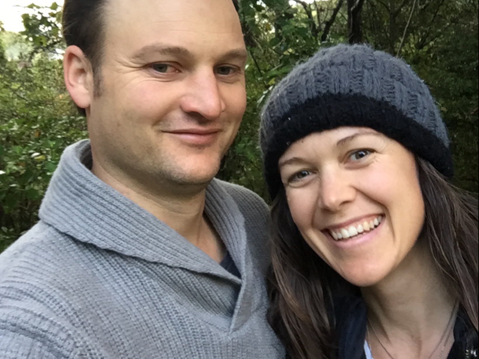 Katie & Mark from Auckland, New Zealand