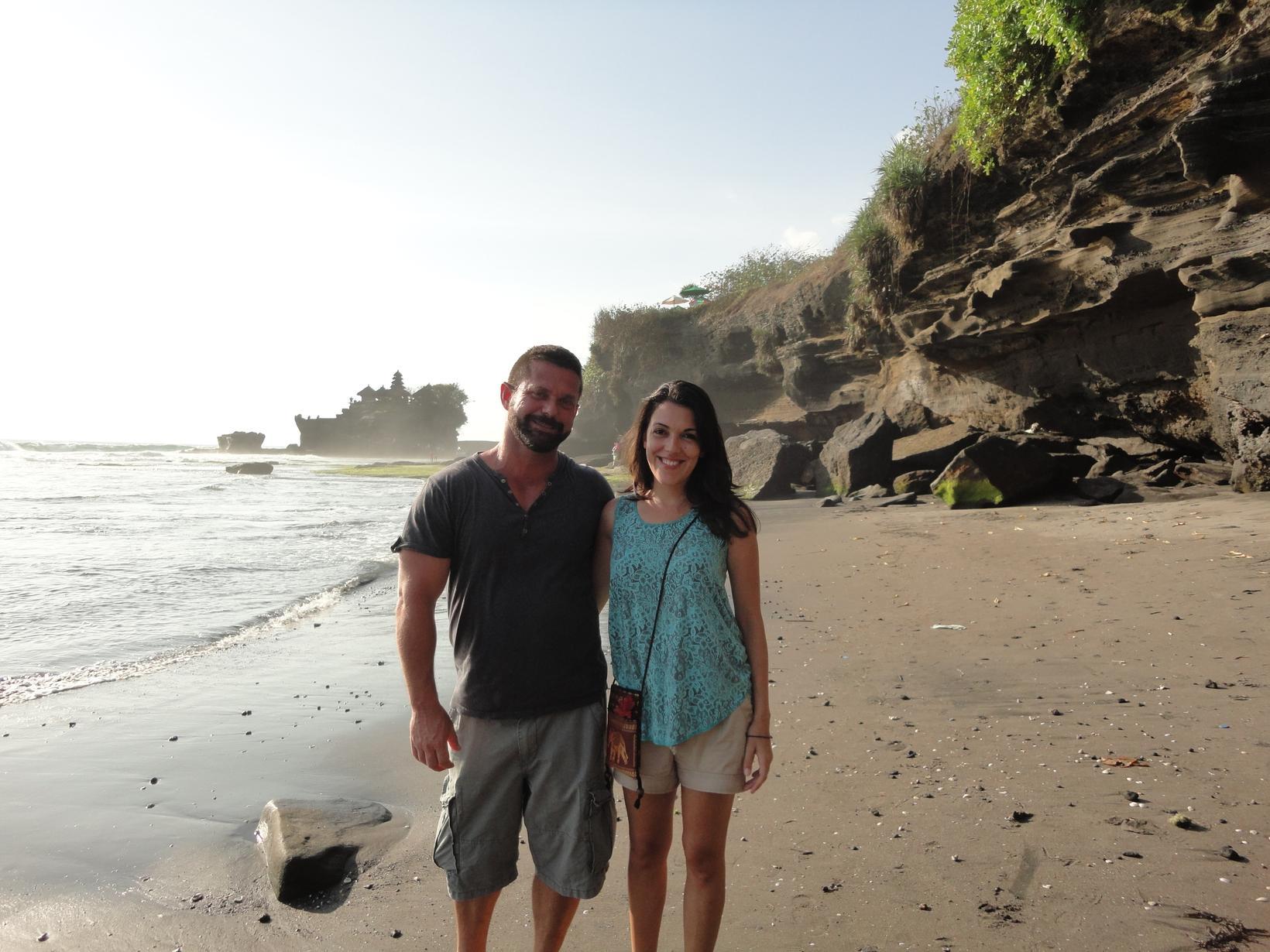 Lidia & Robert from Abu Dhabi, United Arab Emirates