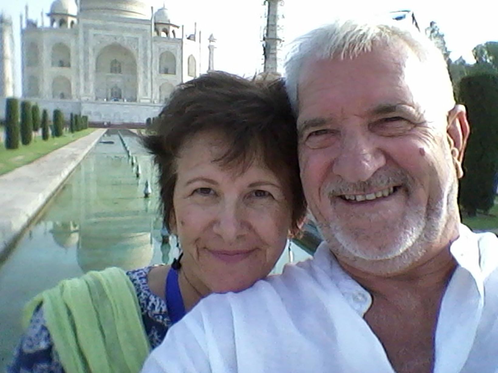 John & Carolyn from Guildford, United Kingdom