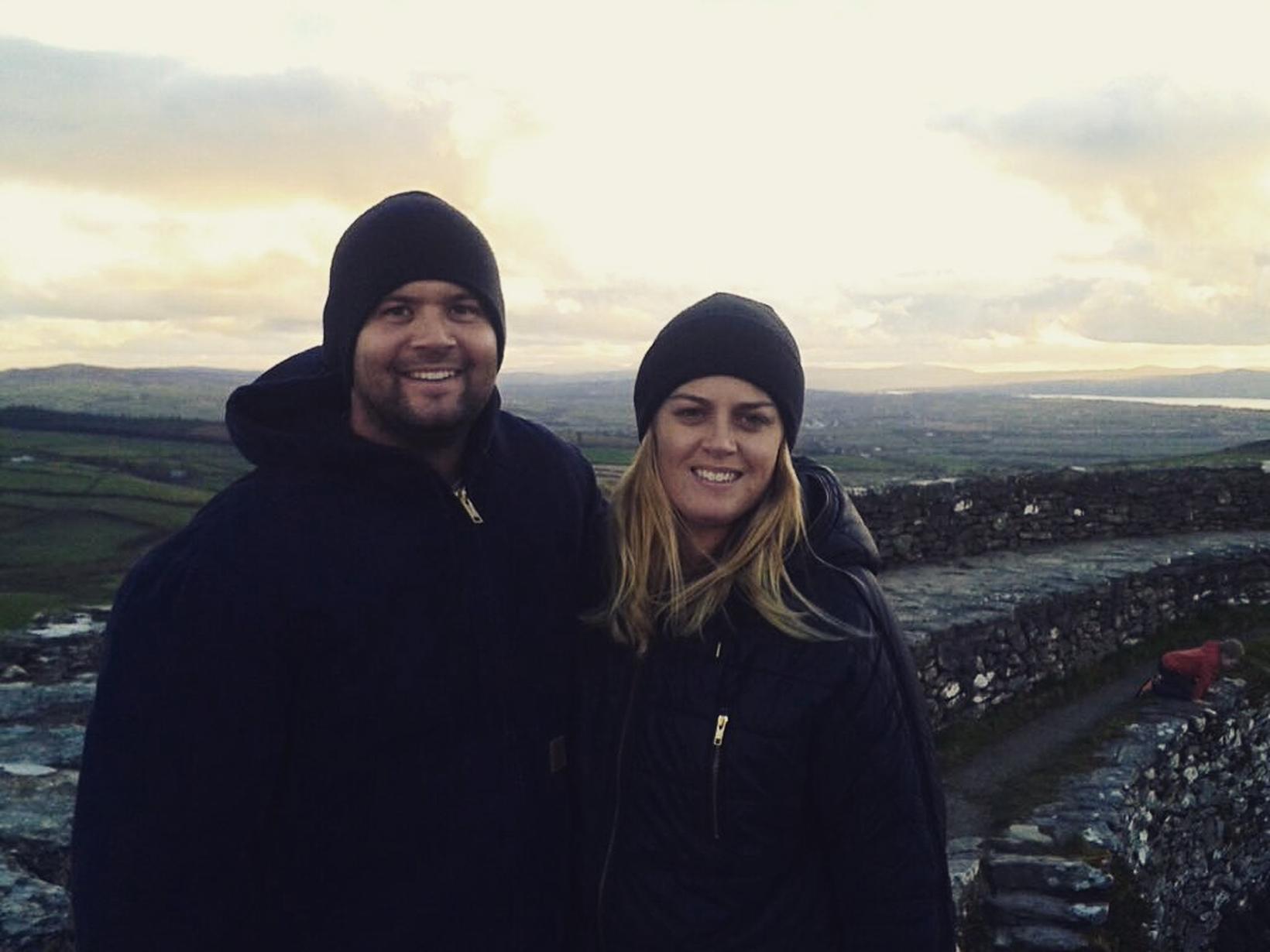 Kristen & Matt from London, United Kingdom